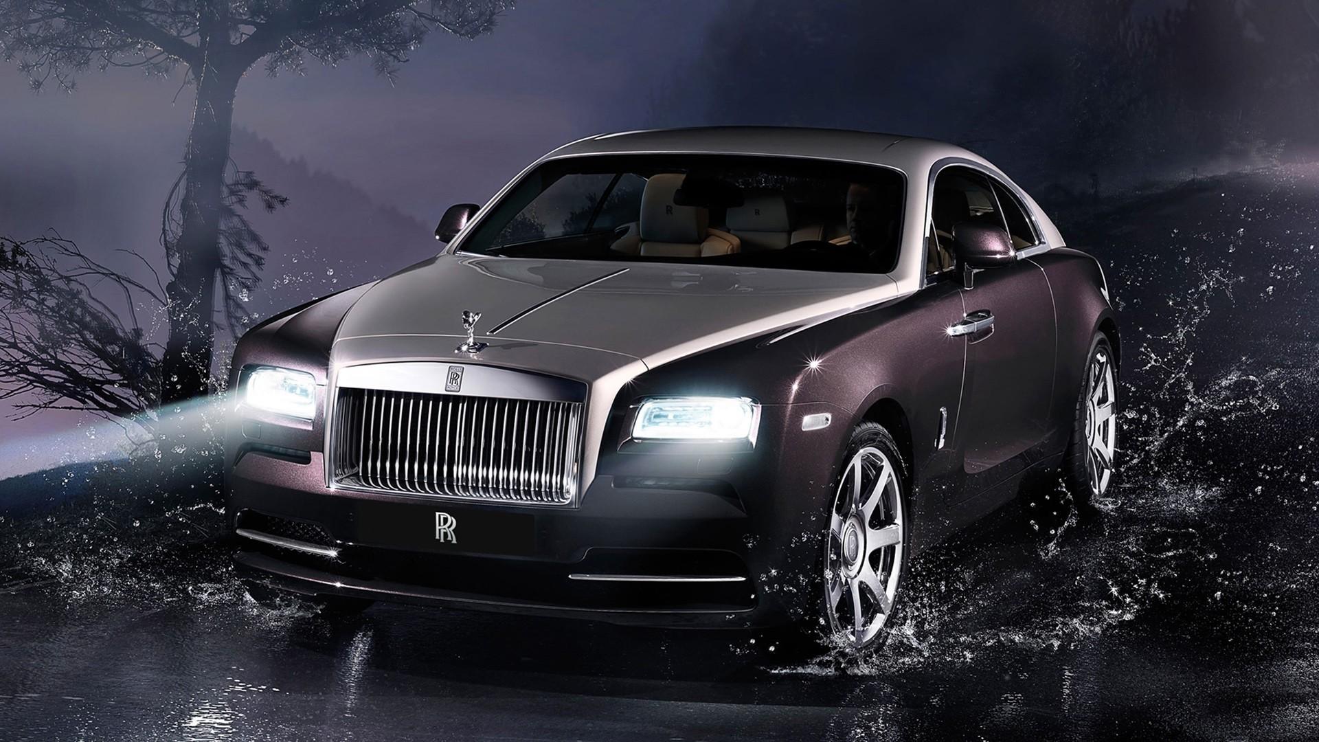 Rolls Royce Wraith Wallpaper for pc