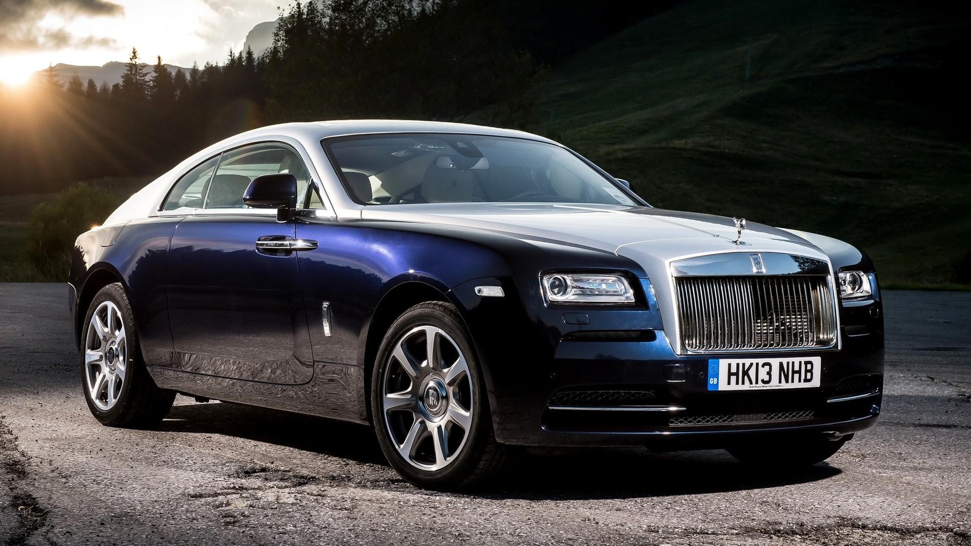 Rolls Royce Wraith Desktop Wallpaper