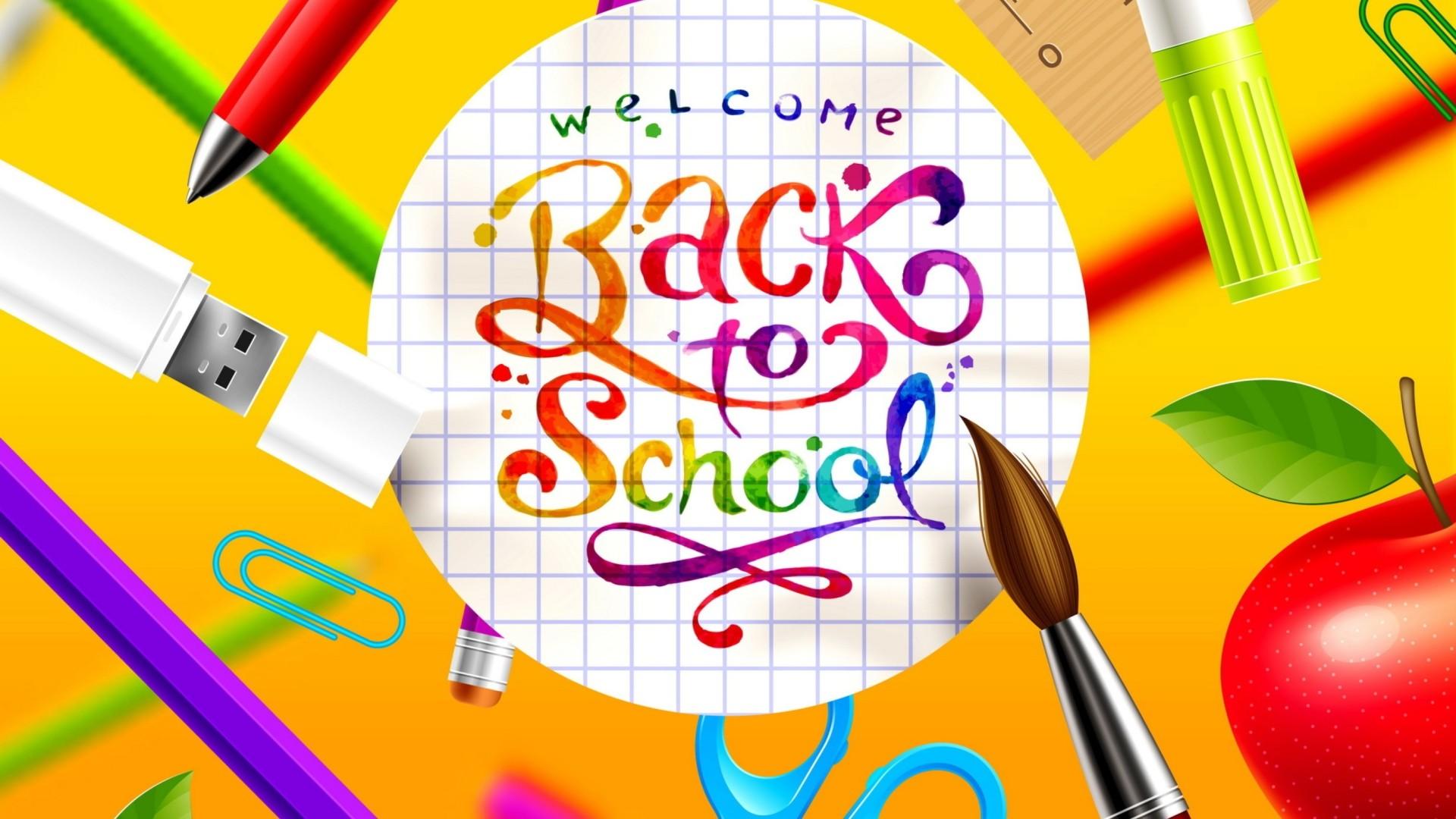 Back To School Wallpaper
