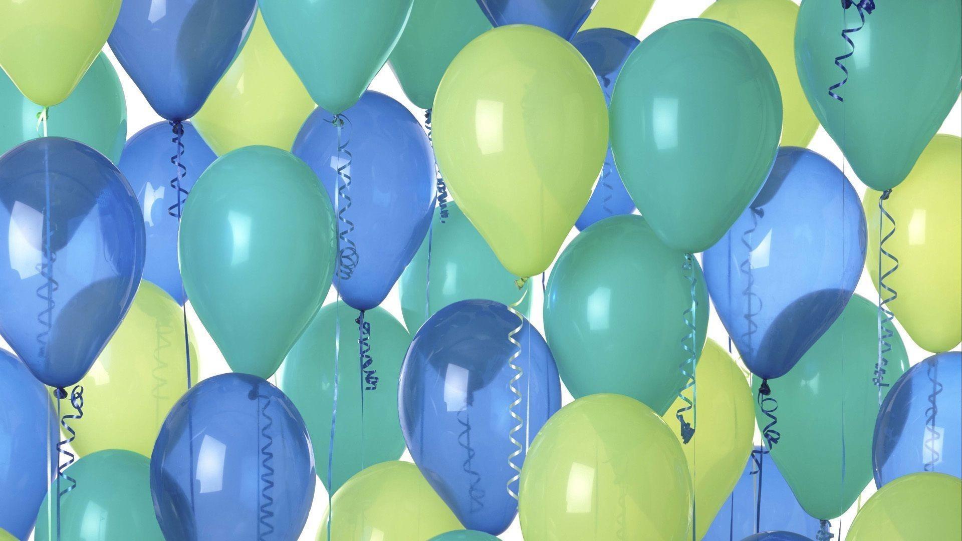Balloon Background Wallpaper