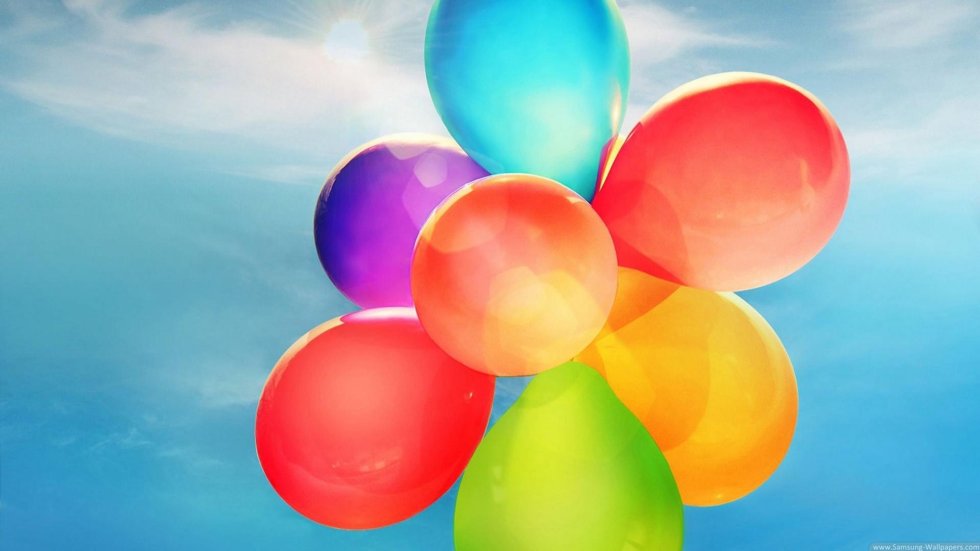 Balloon Download Wallpaper