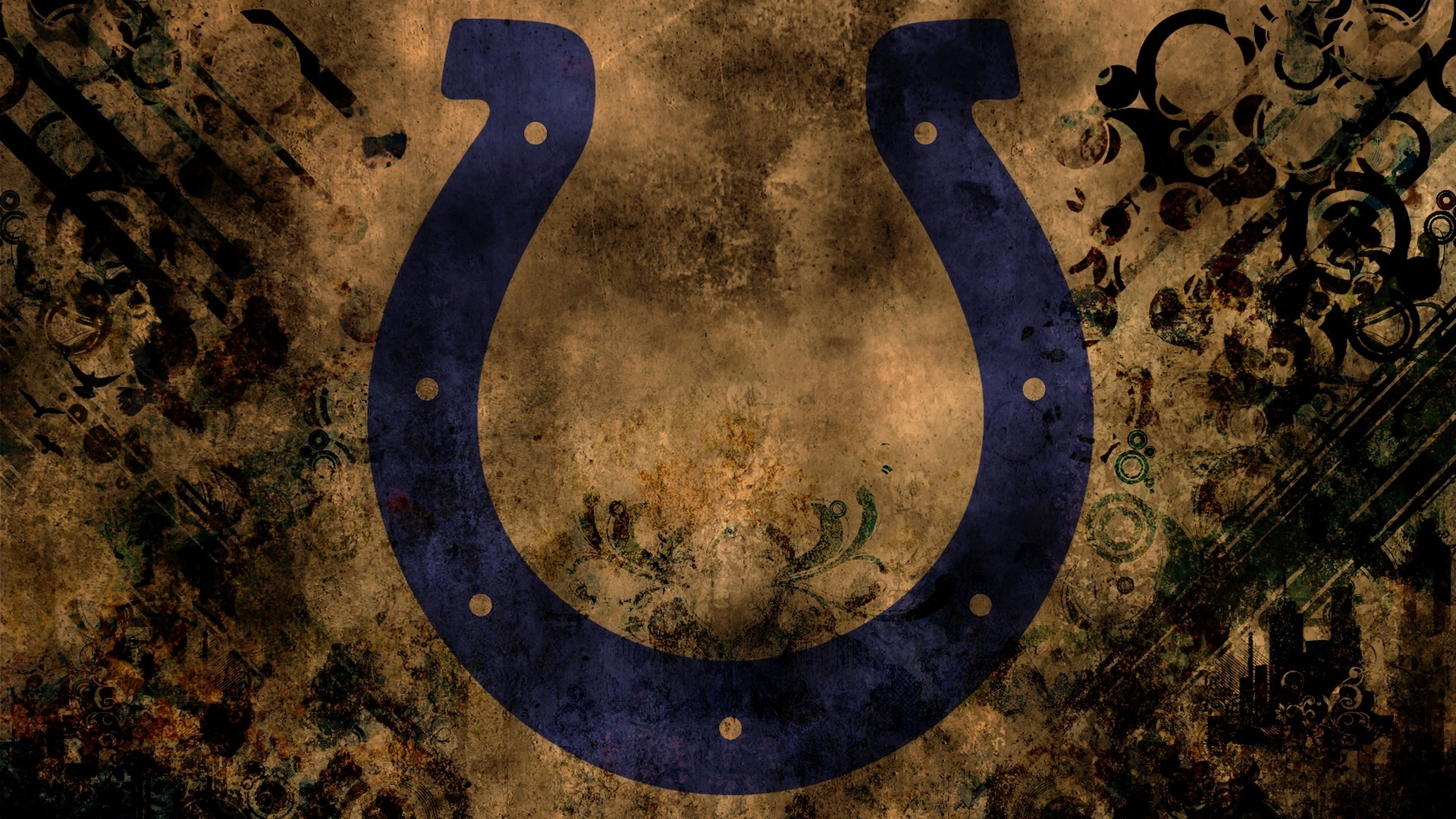 Colts Background Wallpaper