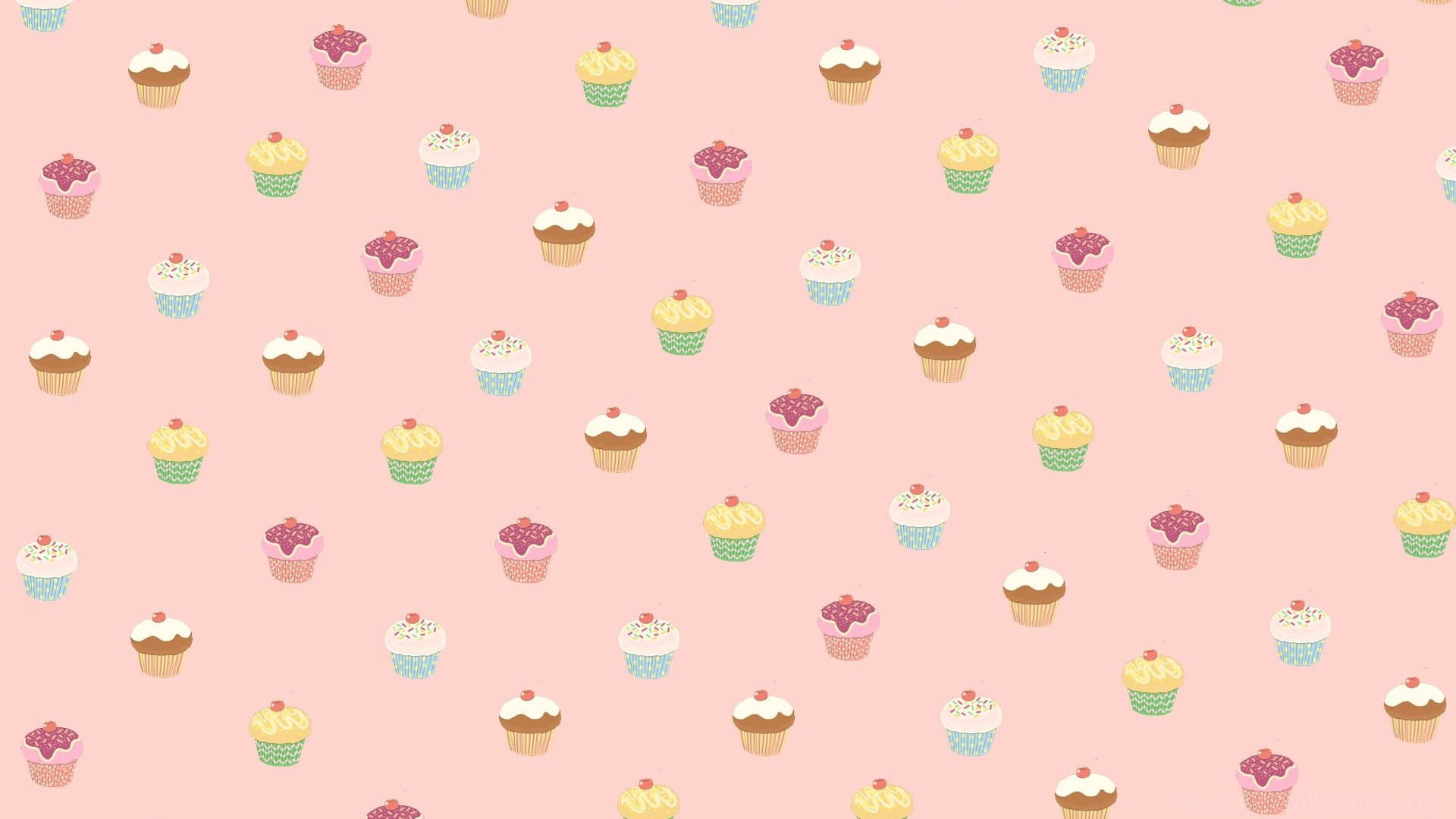 Cupcake Wallpaper theme