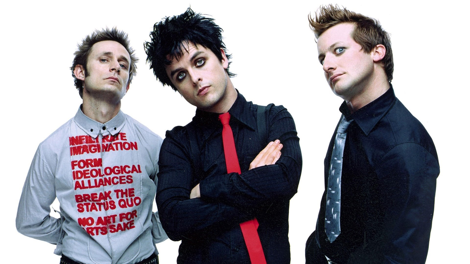 Green Day Download Wallpaper