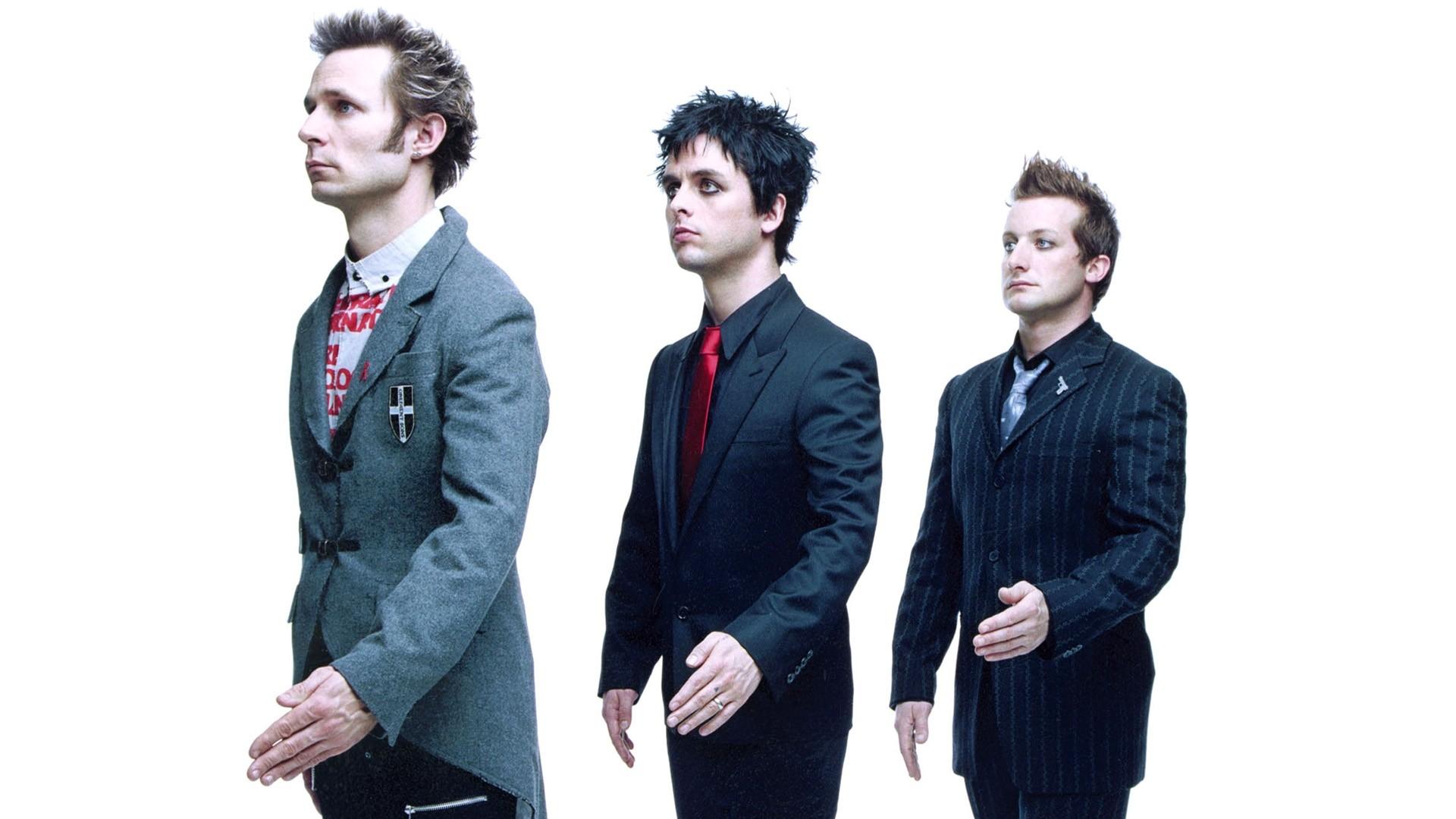 Green Day Wallpaper image hd