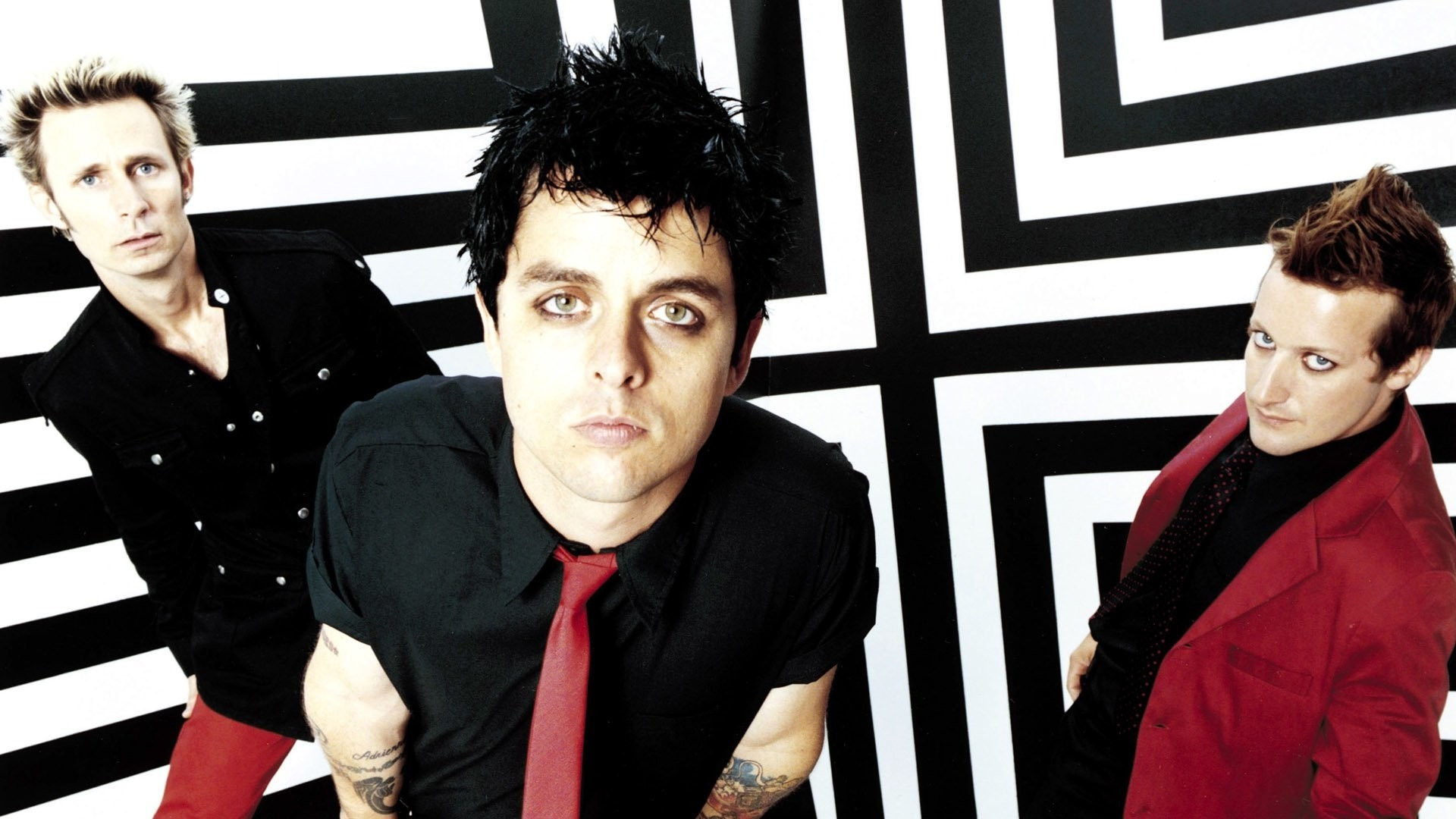 Green Day Free Wallpaper