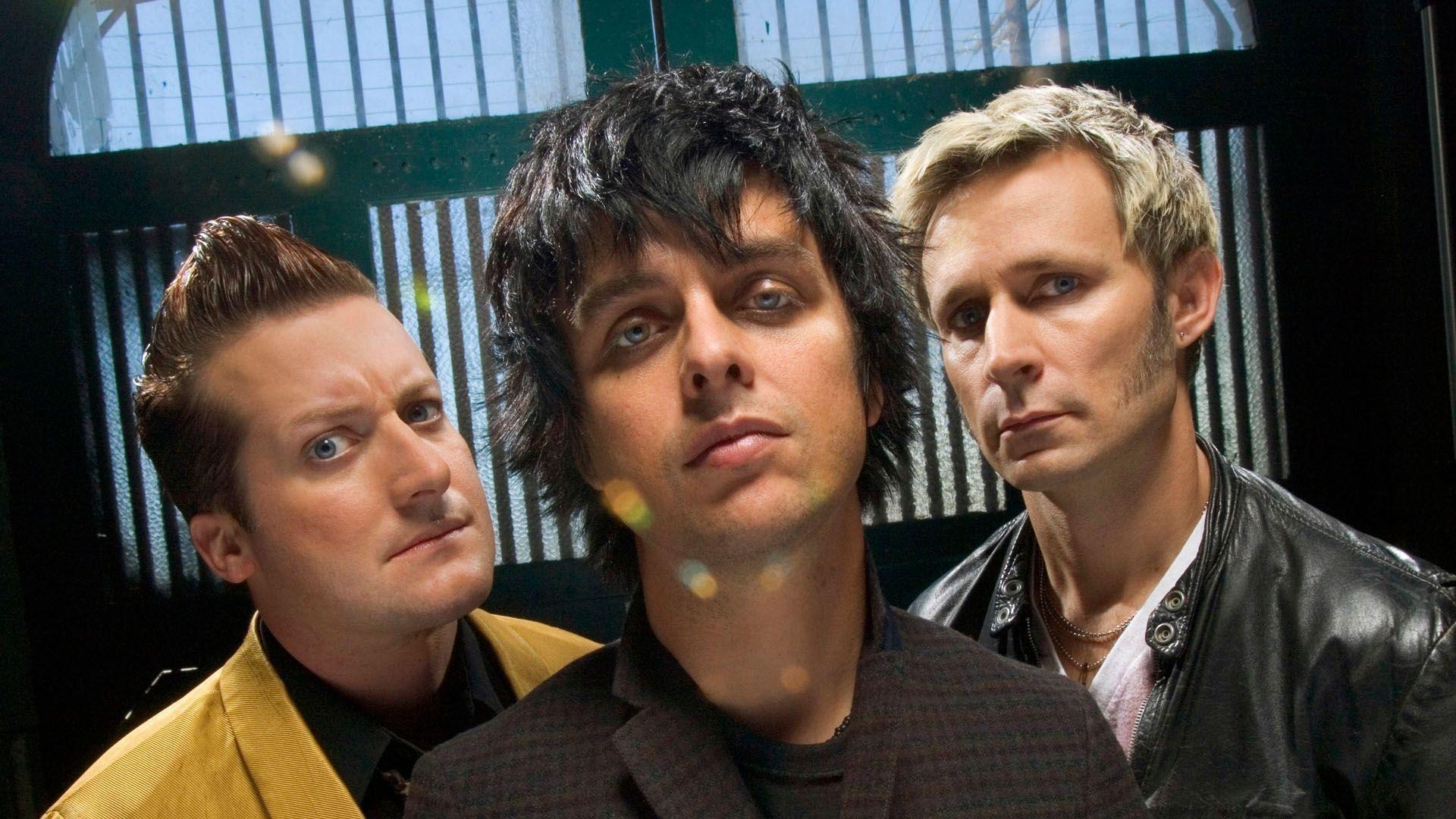 Green Day computer wallpaper