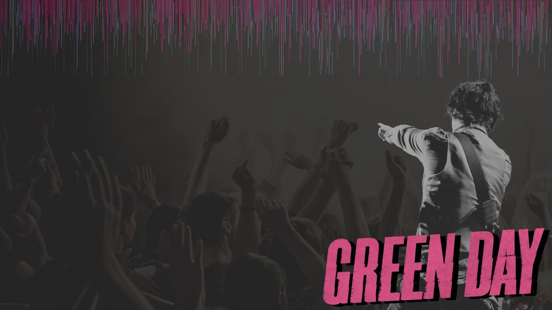 Green Day PC Wallpaper HD