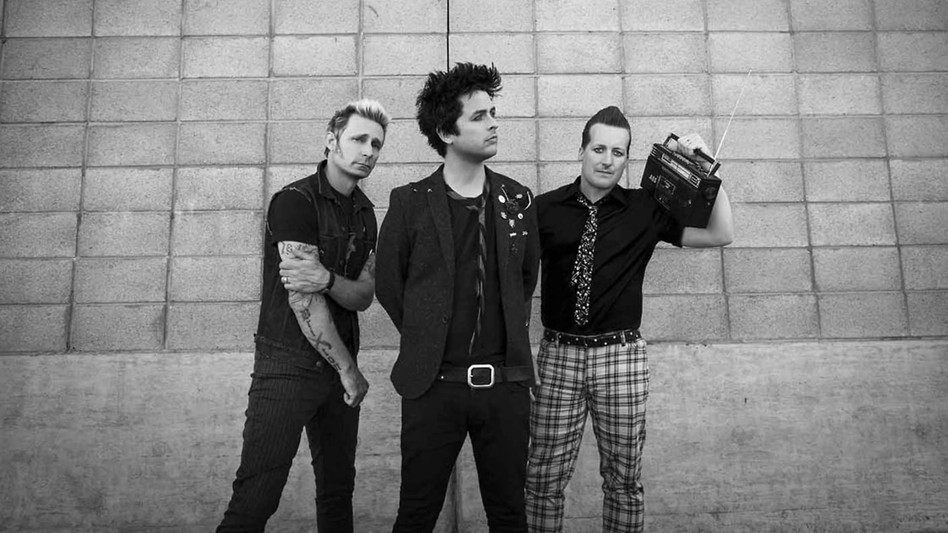 Green Day Wallpaper for pc