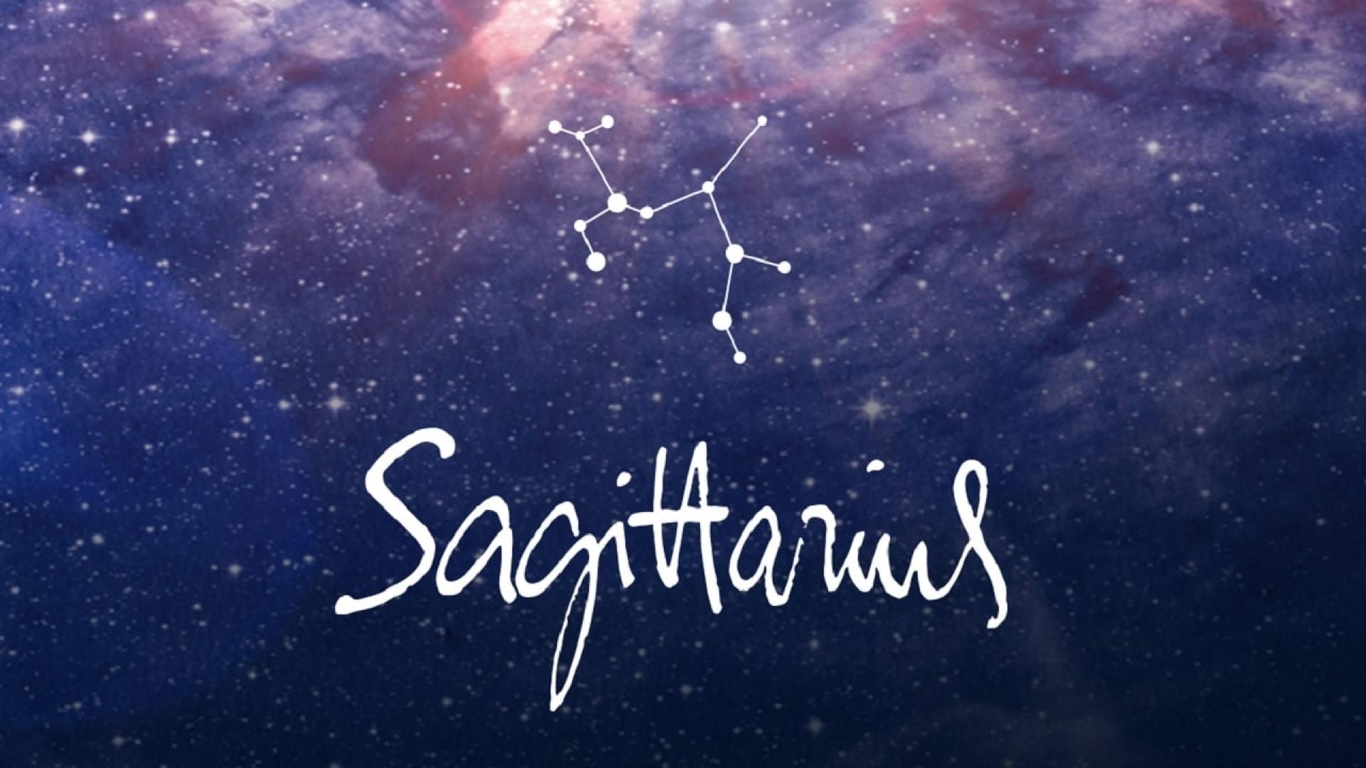 Sagittarius computer wallpaper