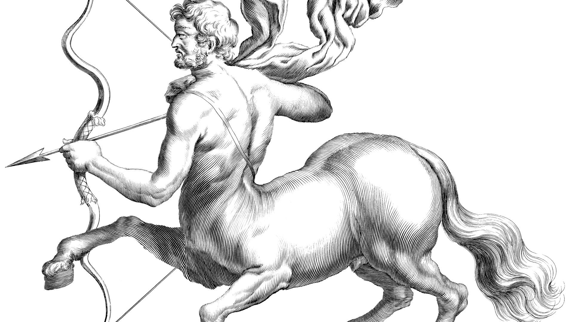 Sagittarius Desktop Wallpaper