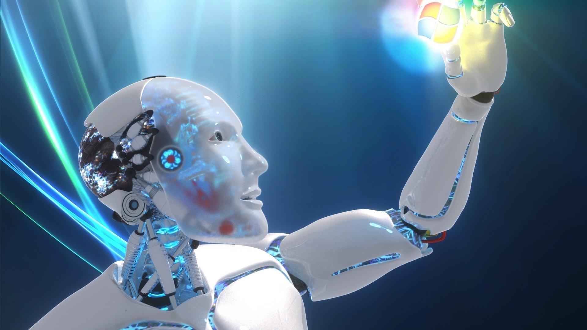 Robot Wallpaper image hd