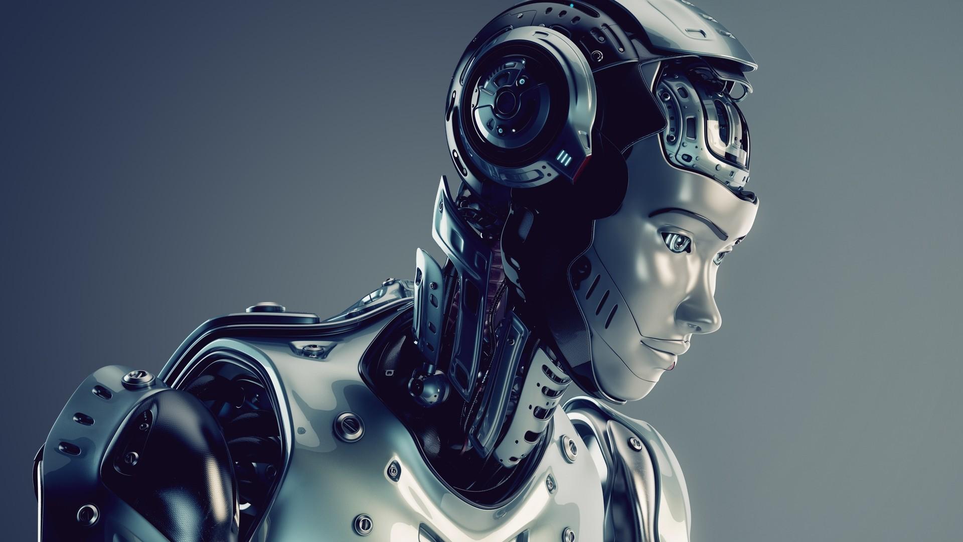 Robot hd wallpaper download