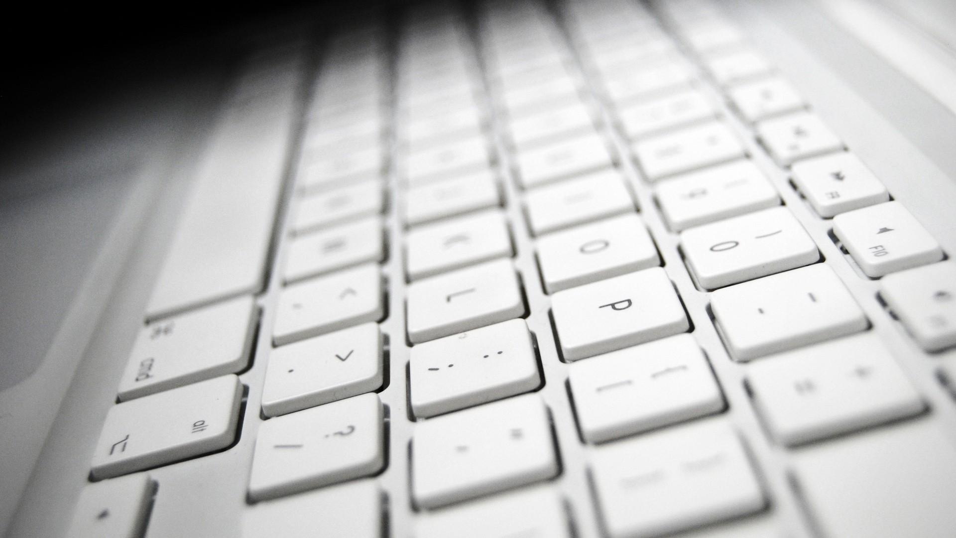Keyboard Full HD Wallpaper