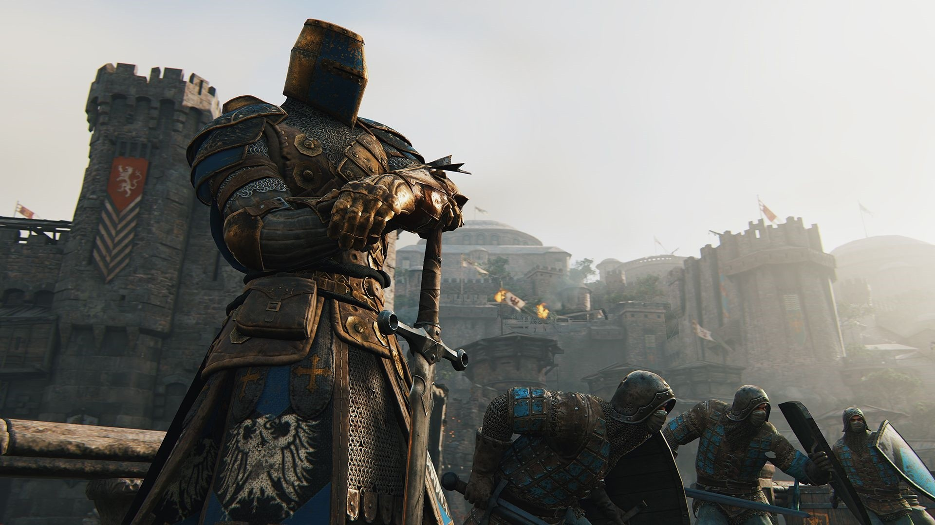 For Honor hd wallpaper download