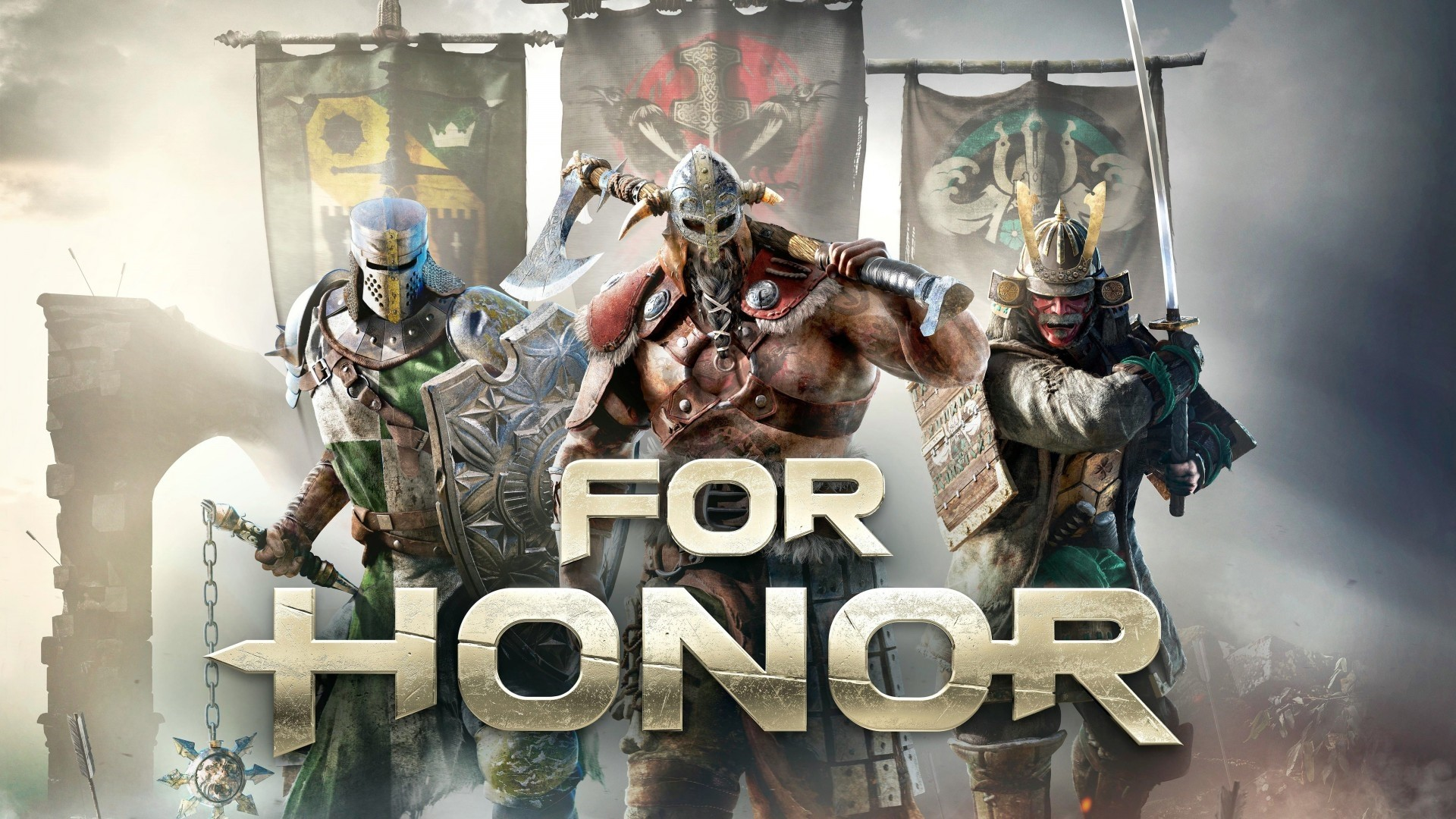 For Honor a wallpaper