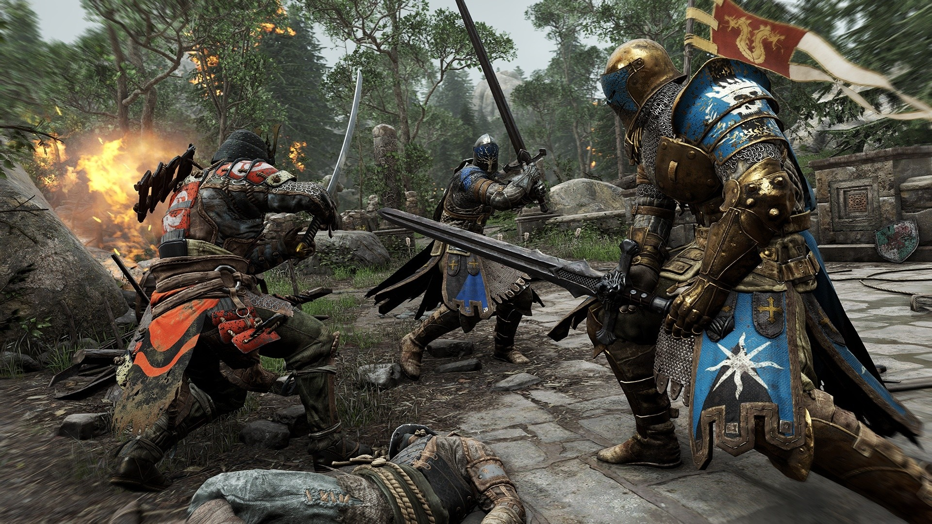 For Honor Wallpaper Picture hd