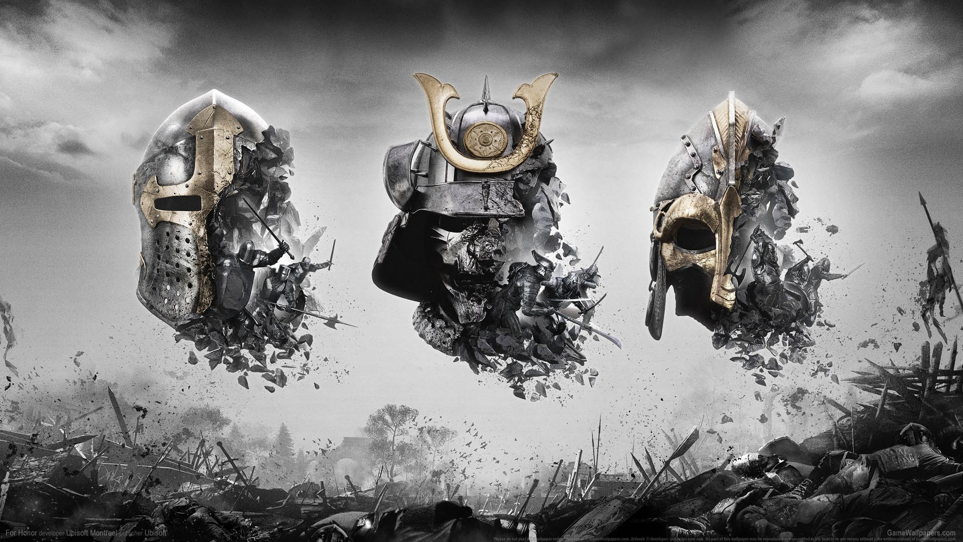 For Honor Background