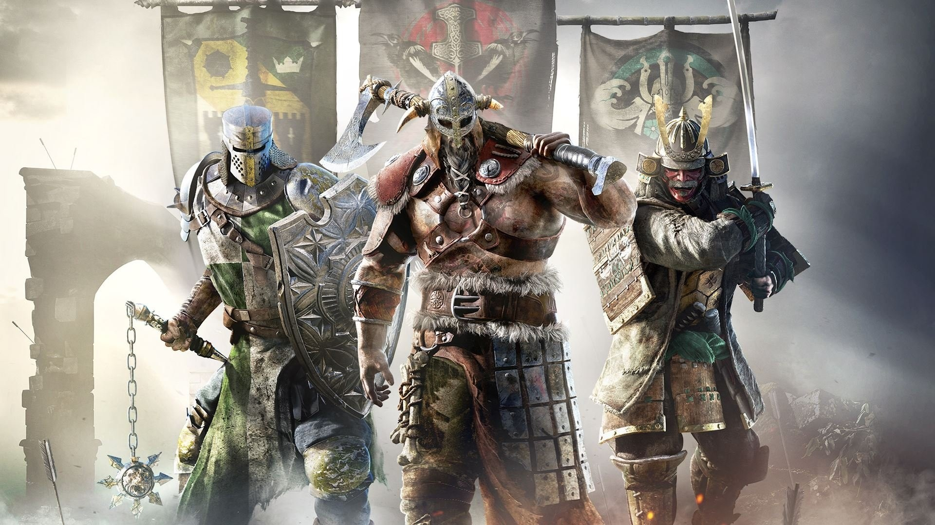 For Honor Free Wallpaper and Background