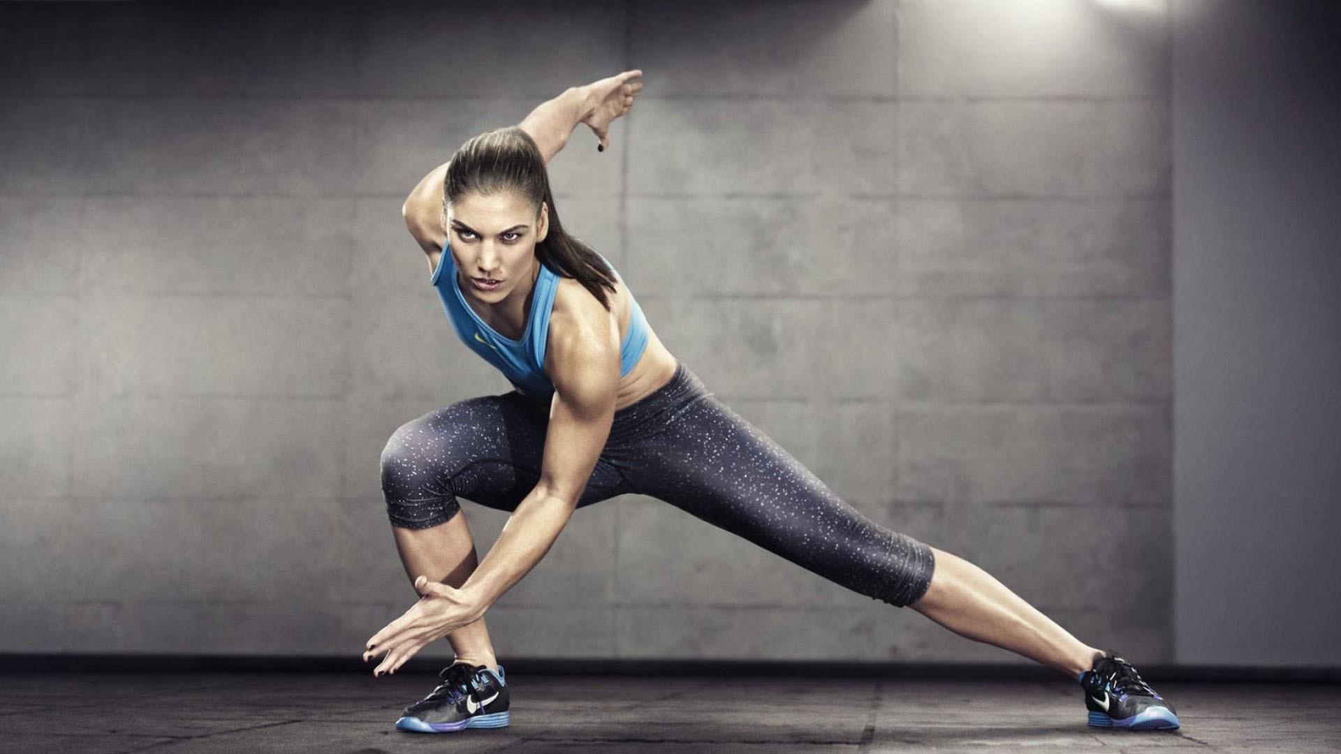 Fitness Full HD Wallpaper
