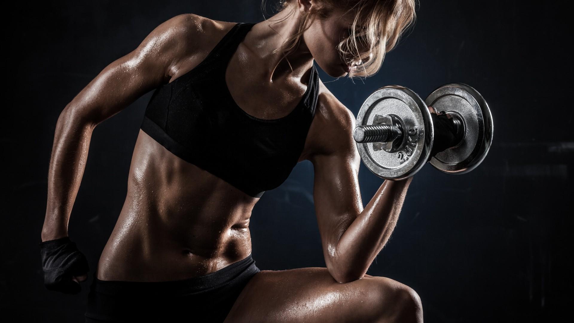 Fitness HD Wallpaper