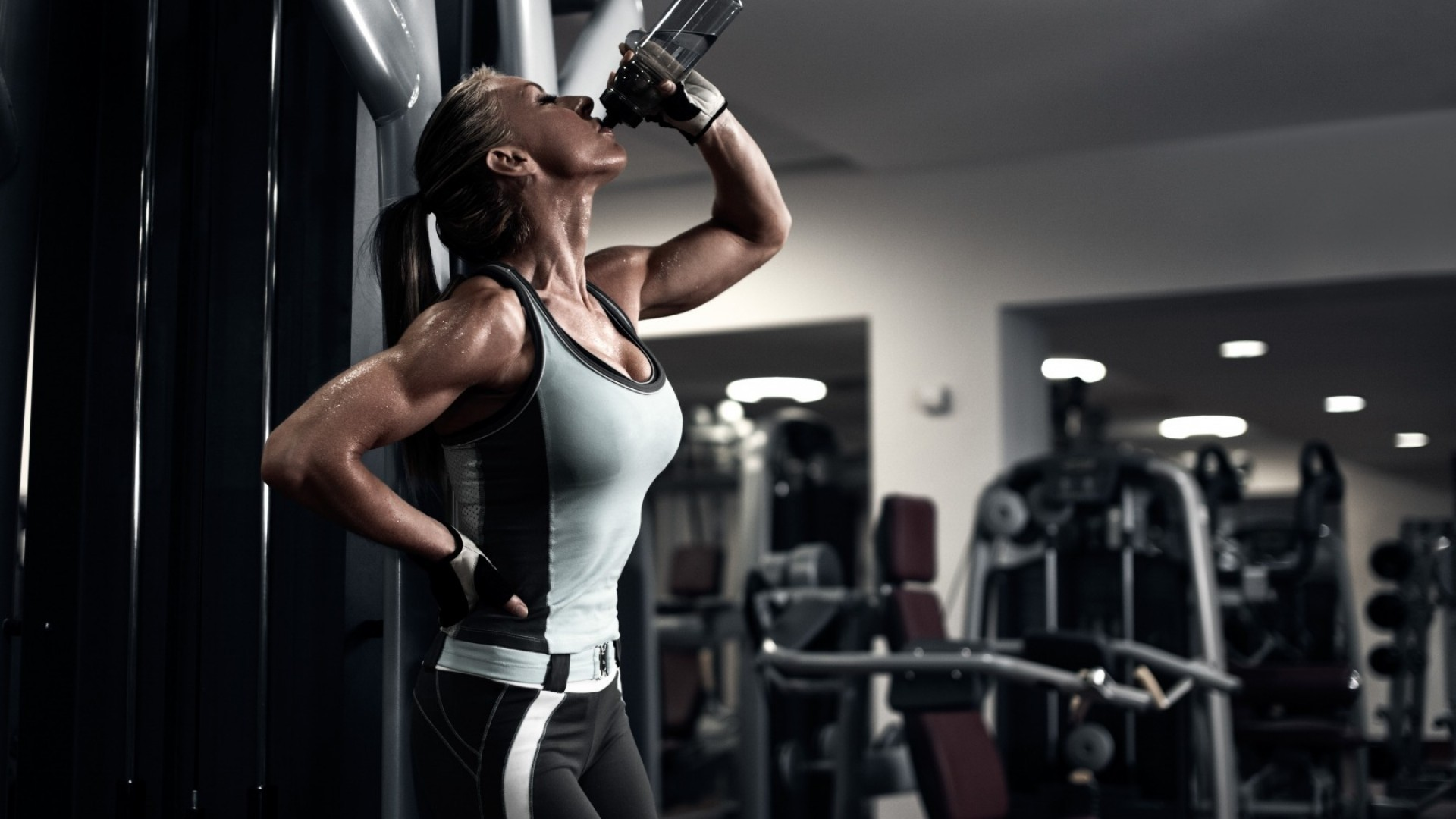 Fitness Background Wallpaper