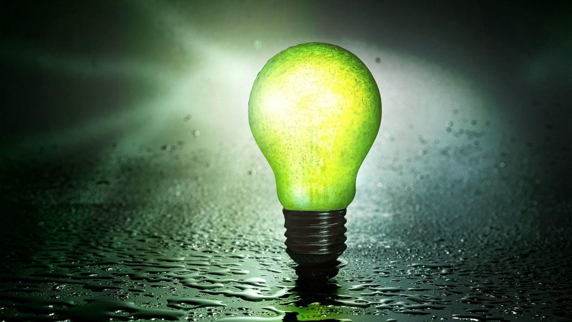 Energy Saving Wallpaper