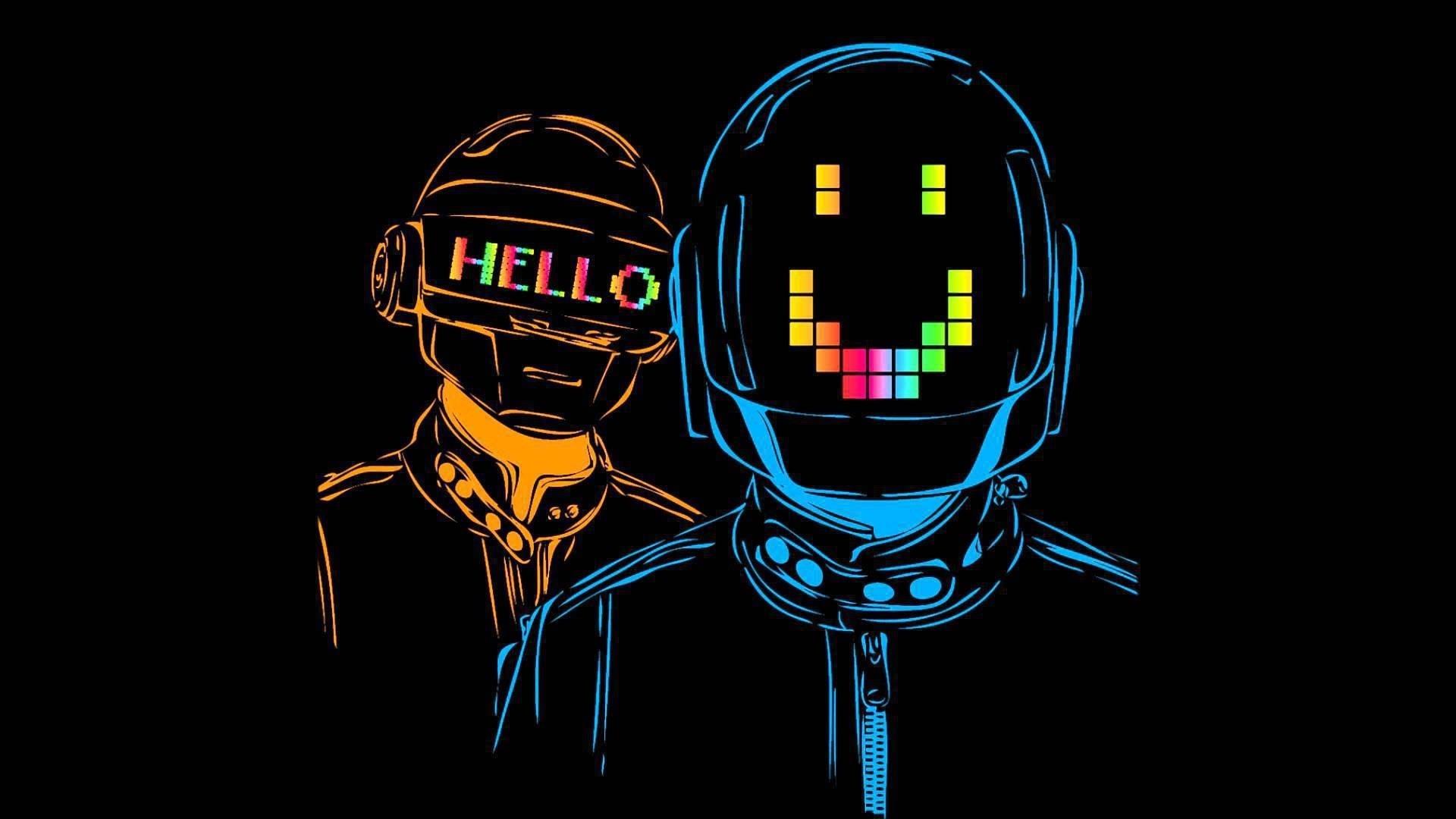 Daft Punk High Quality