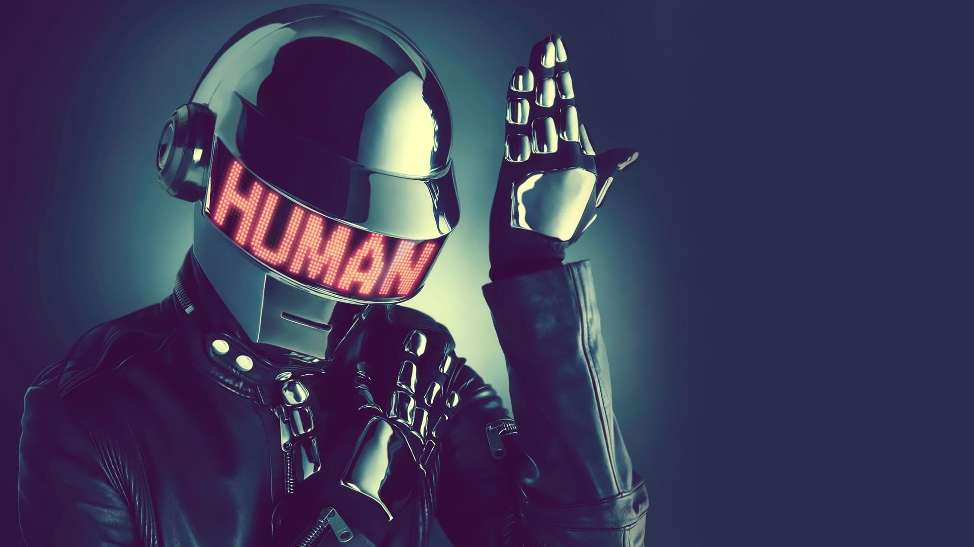 Daft Punk Wallpaper theme