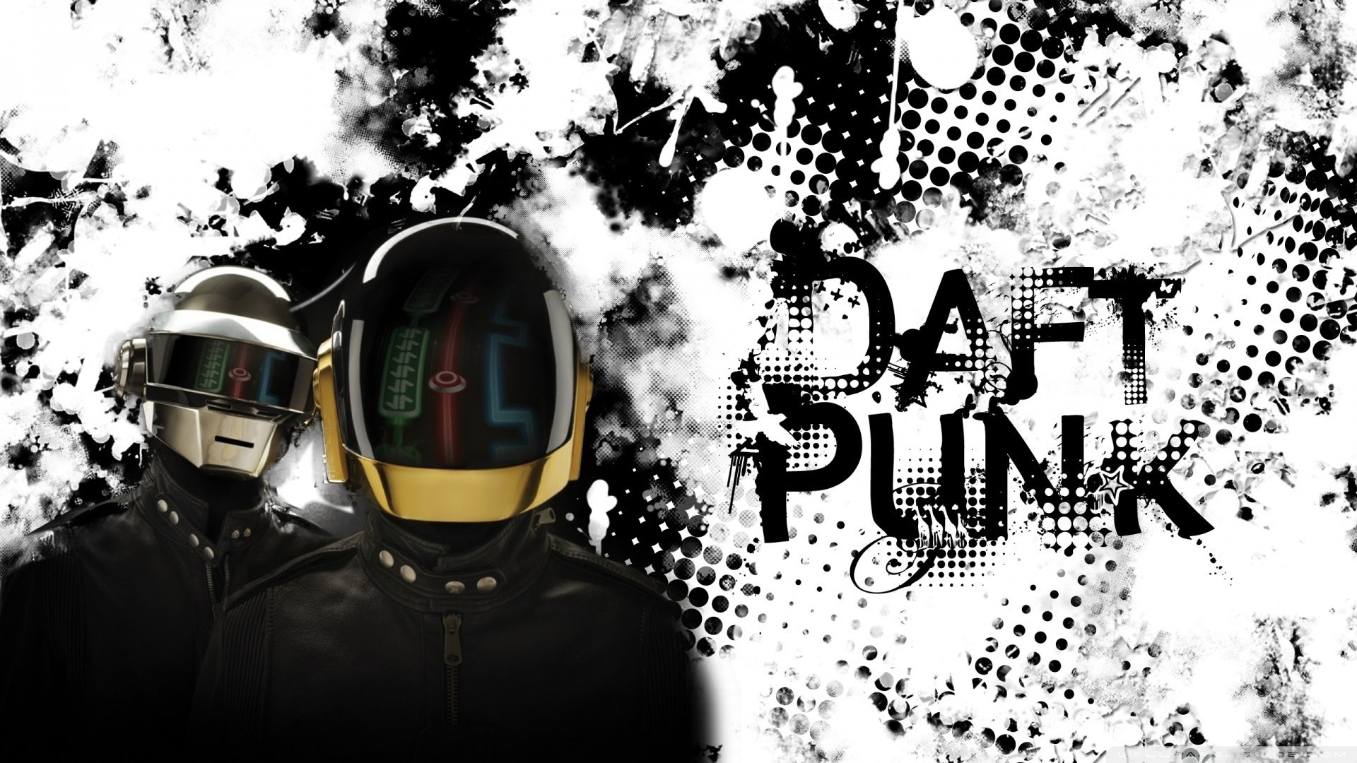 Daft Punk Wallpaper for pc
