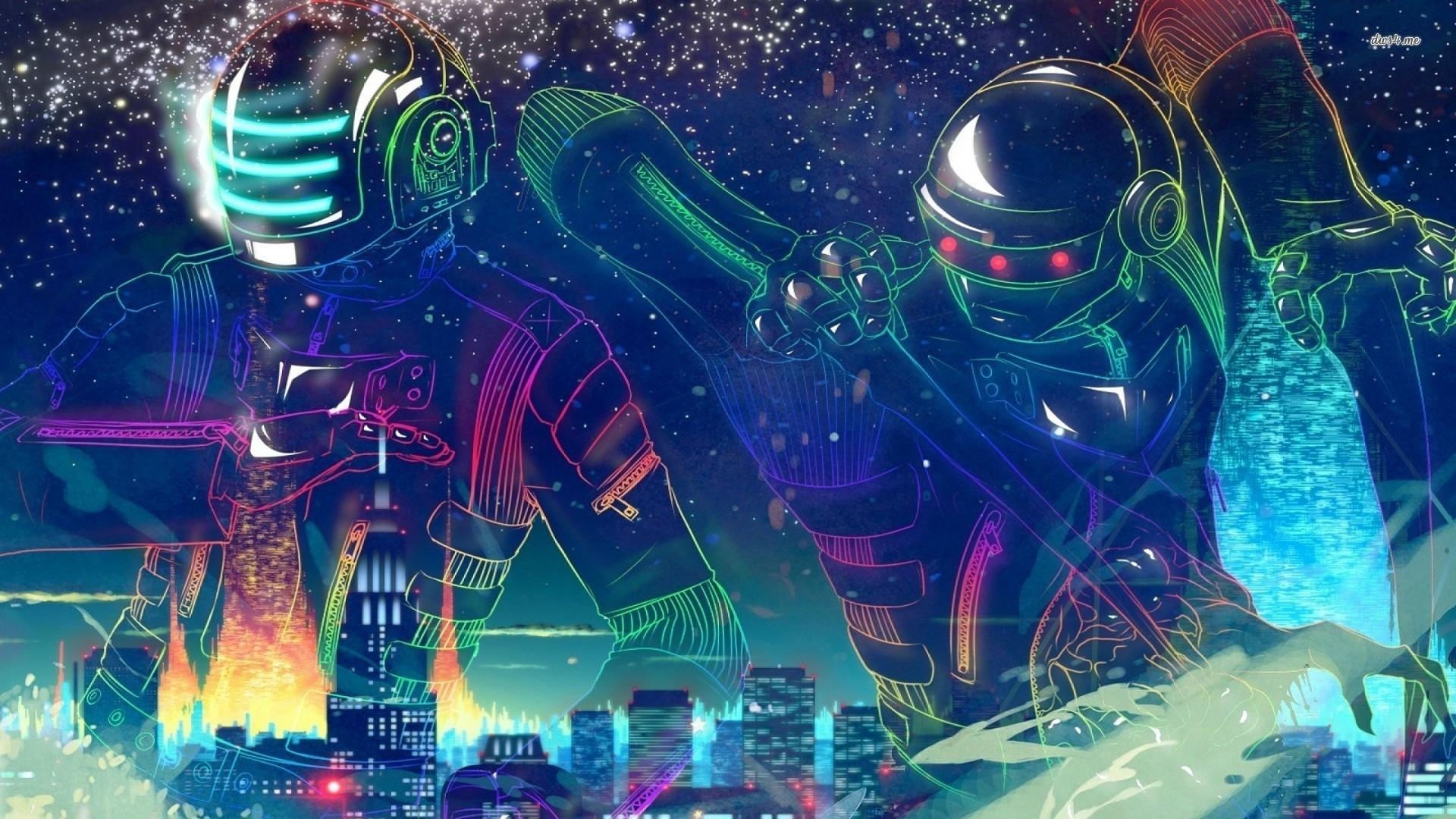 Daft Punk wallpaper photo hd