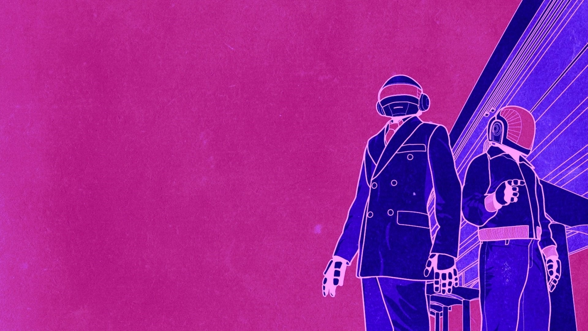 Daft Punk Download Wallpaper
