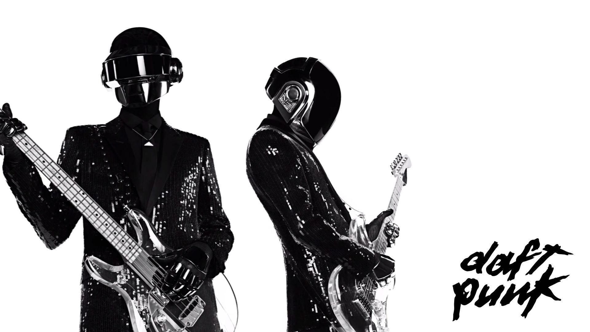 Daft Punk computer wallpaper