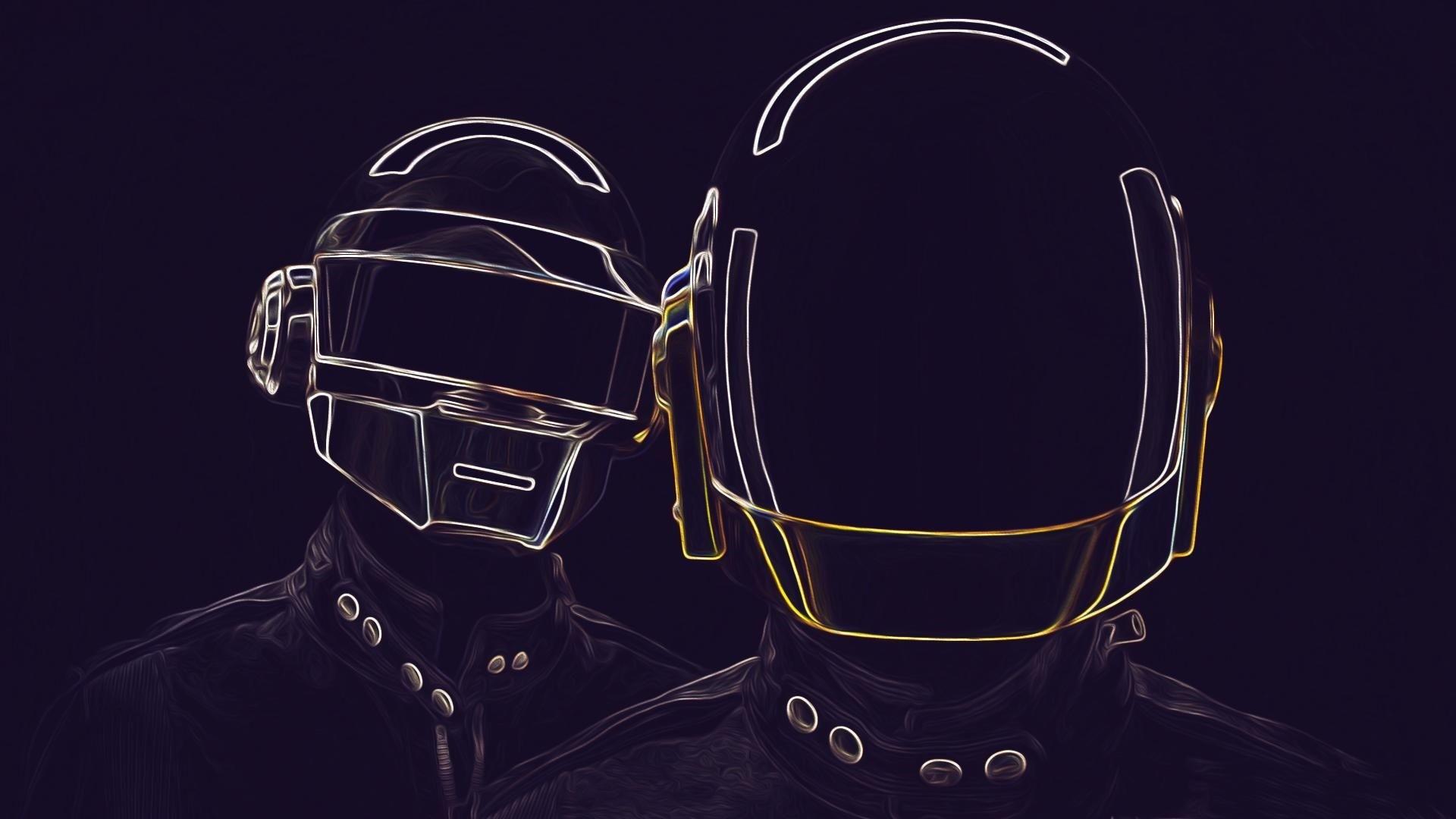 Daft Punk PC Wallpaper