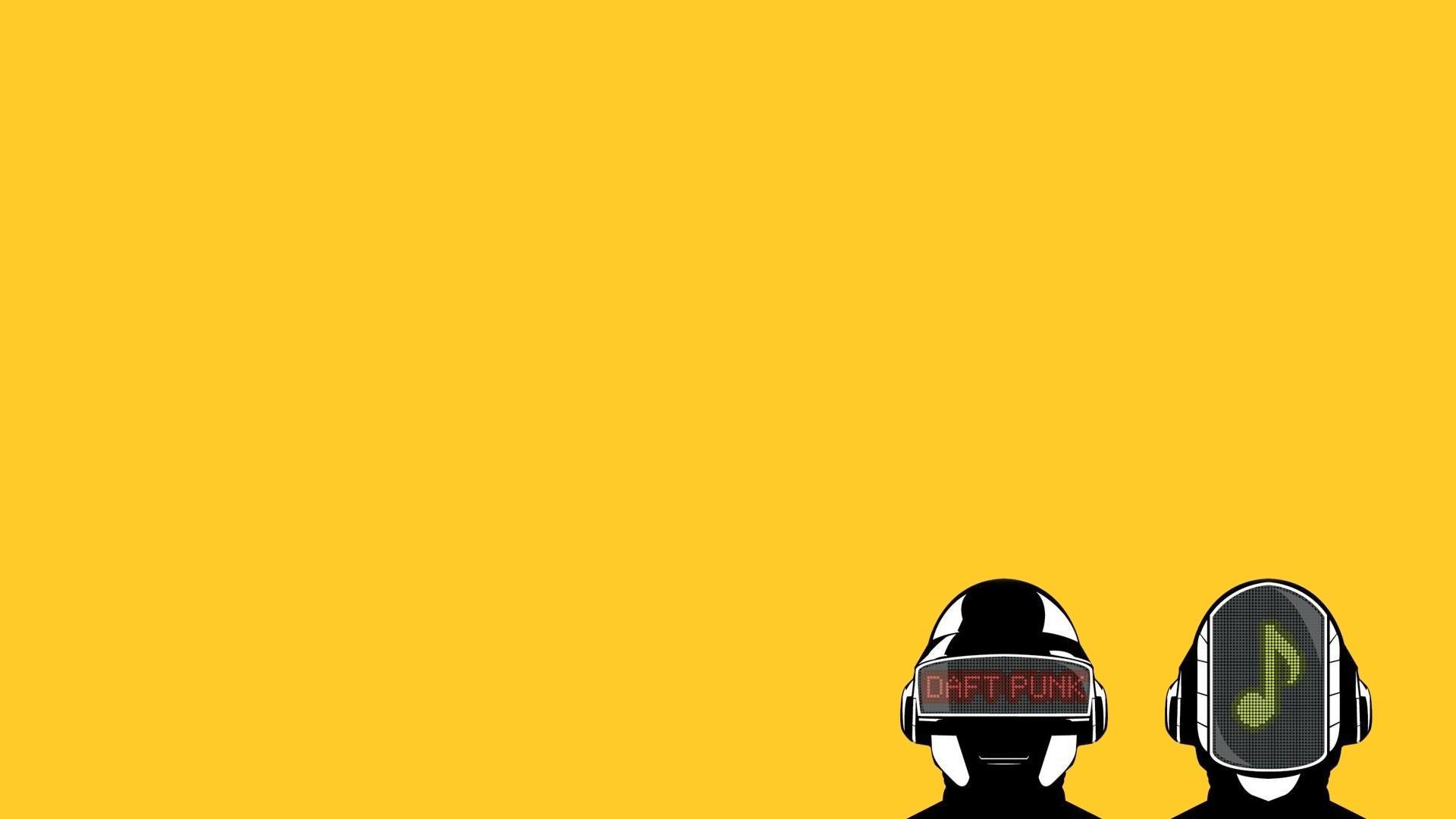 Daft Punk a wallpaper