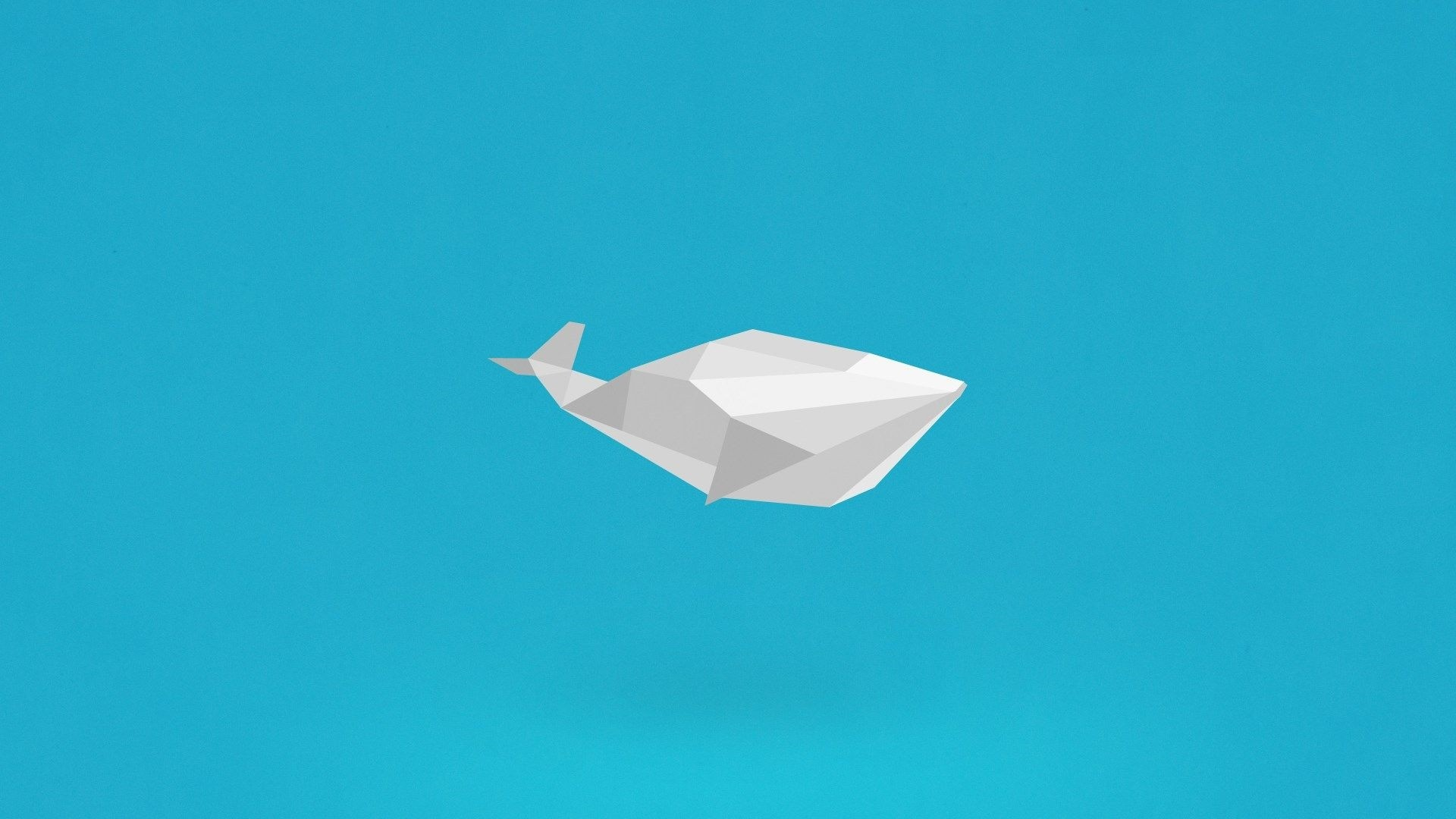 Cute Origami Wallpaper for pc
