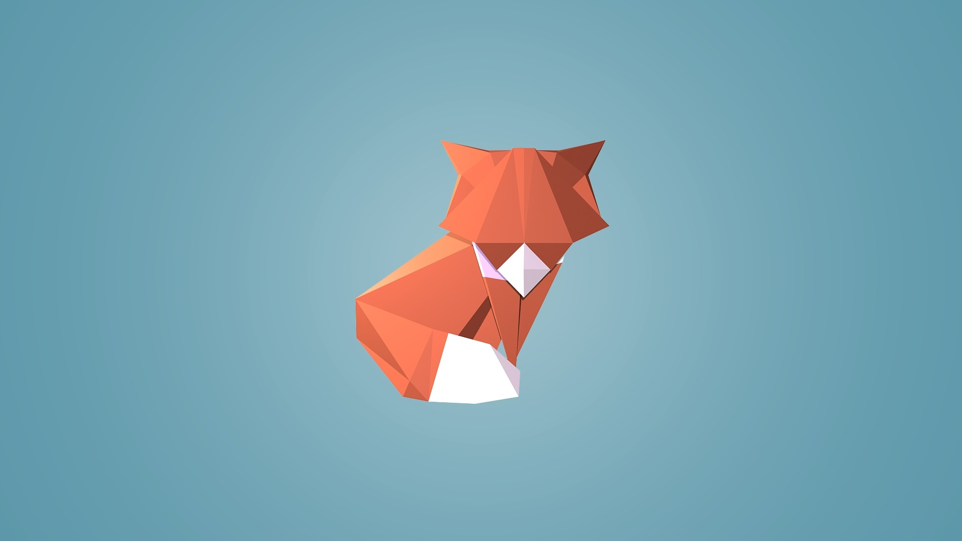 Cute Origami hd wallpaper download
