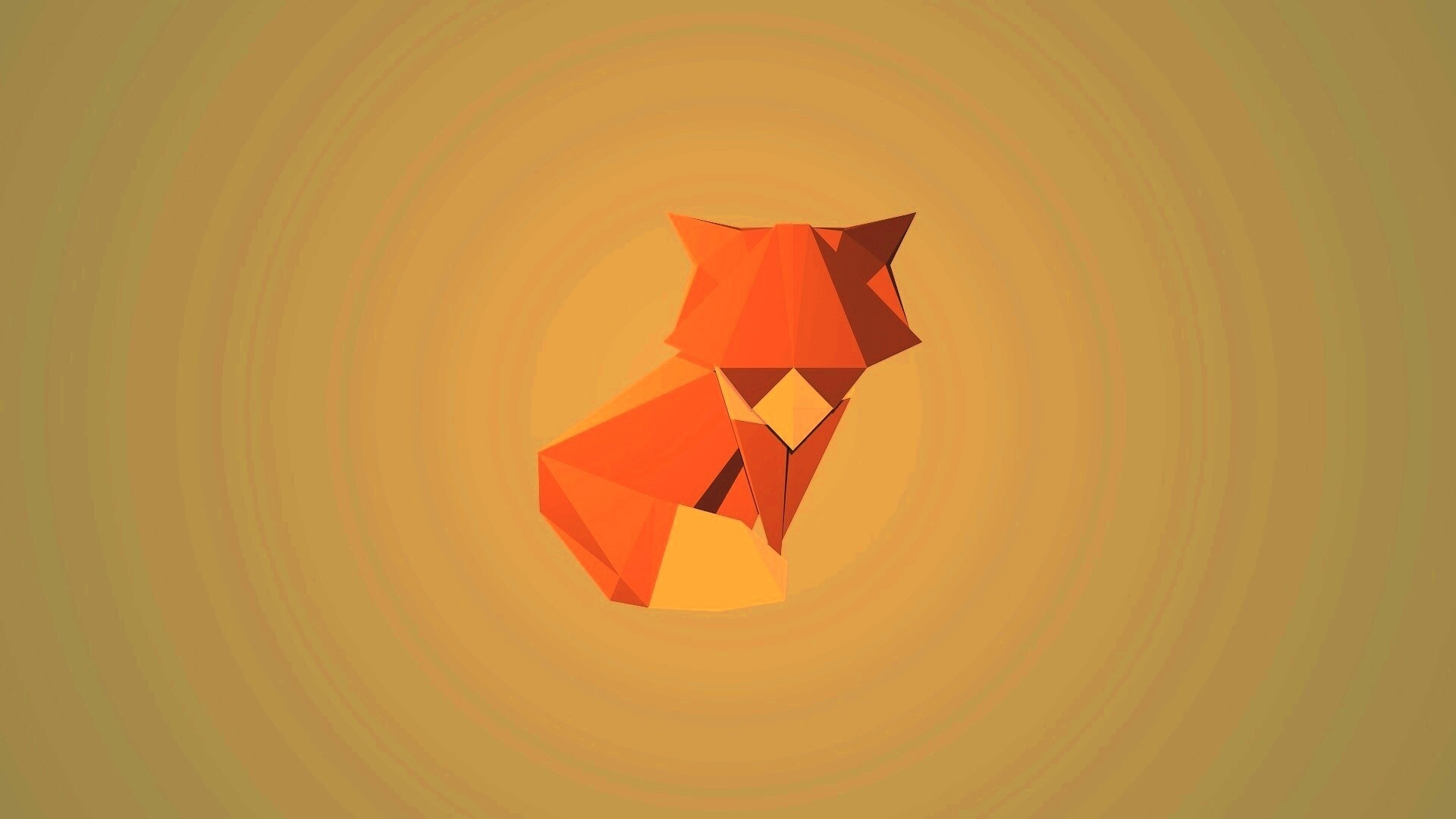 Cute Origami Wallpaper Picture hd