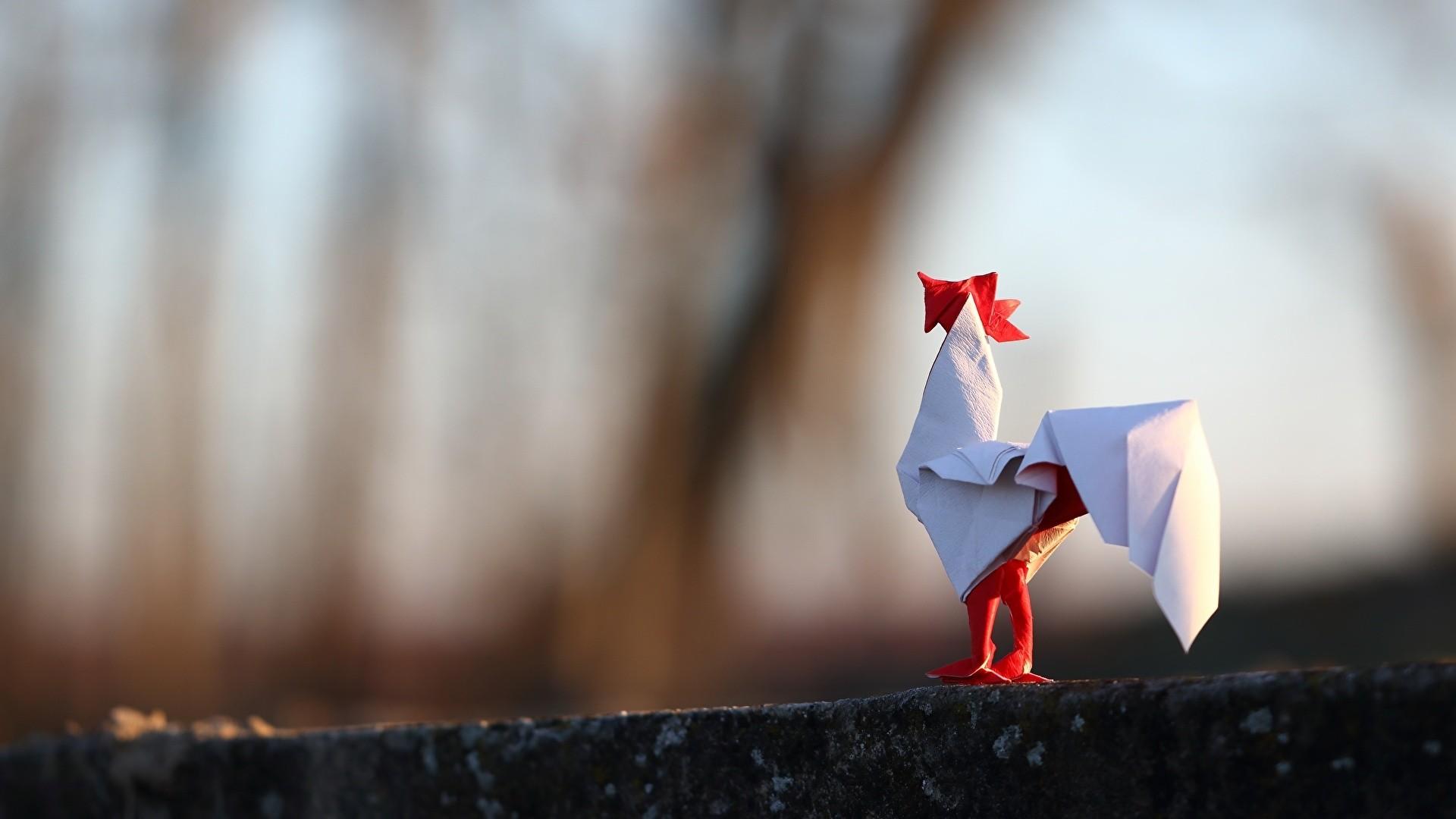 Cute Origami Picture