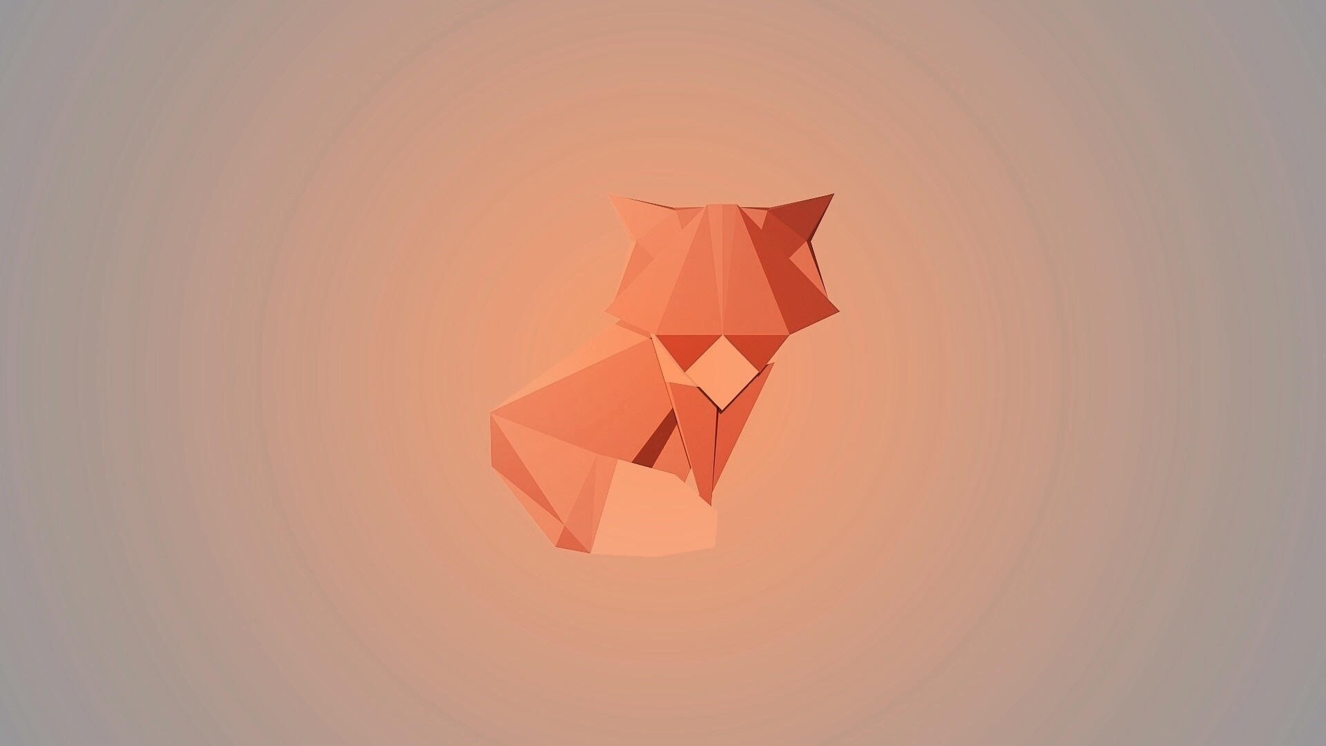 Cute Origami wallpaper photo hd