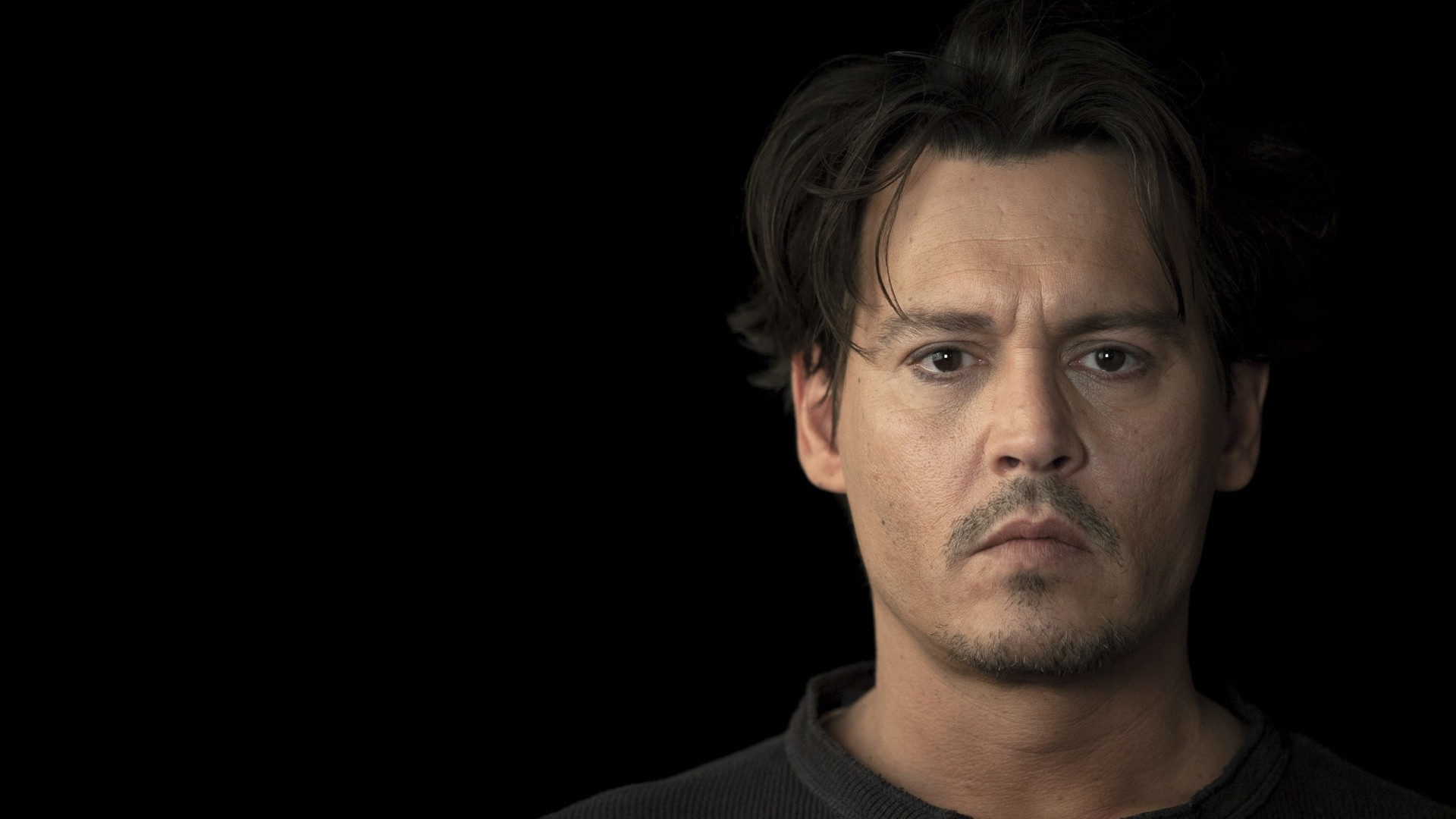 Johnny Depp Full HD Wallpaper