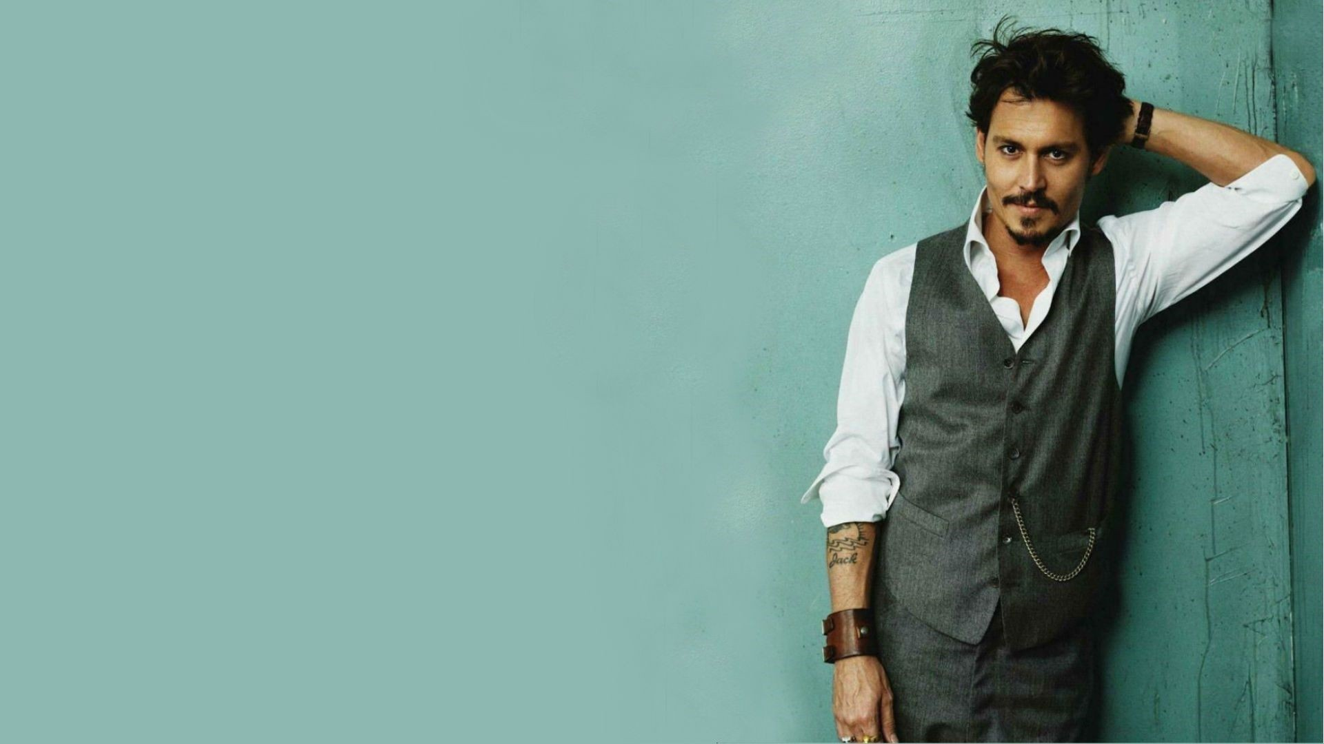 Johnny Depp PC Wallpaper HD