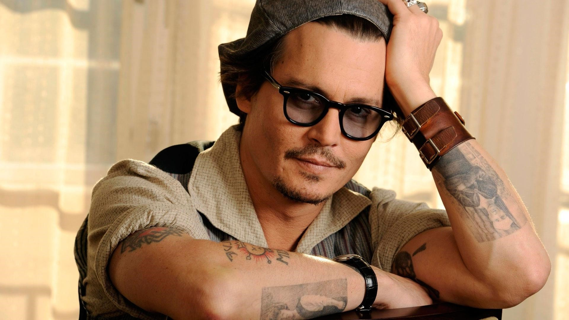 Johnny Depp hd desktop wallpaper