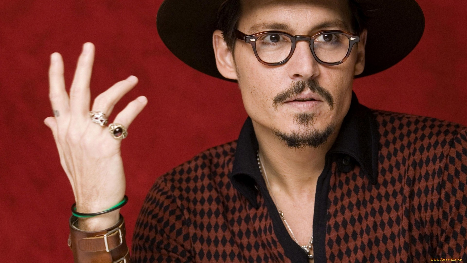 Johnny Depp Desktop Wallpaper