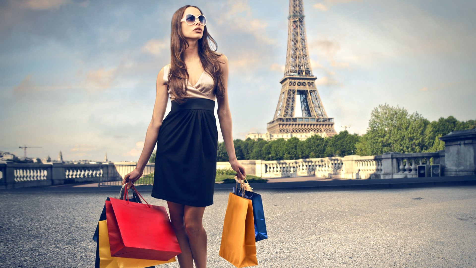 Shopping Free Wallpaper and Background