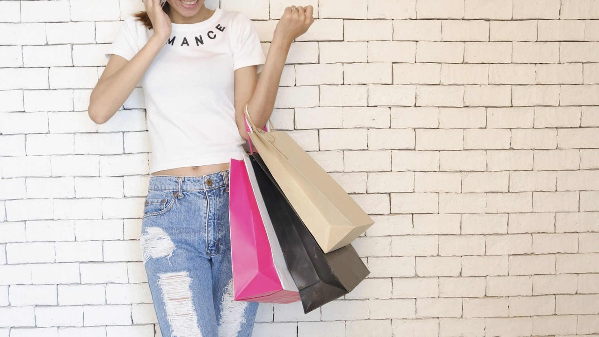 Shopping Download Wallpaper