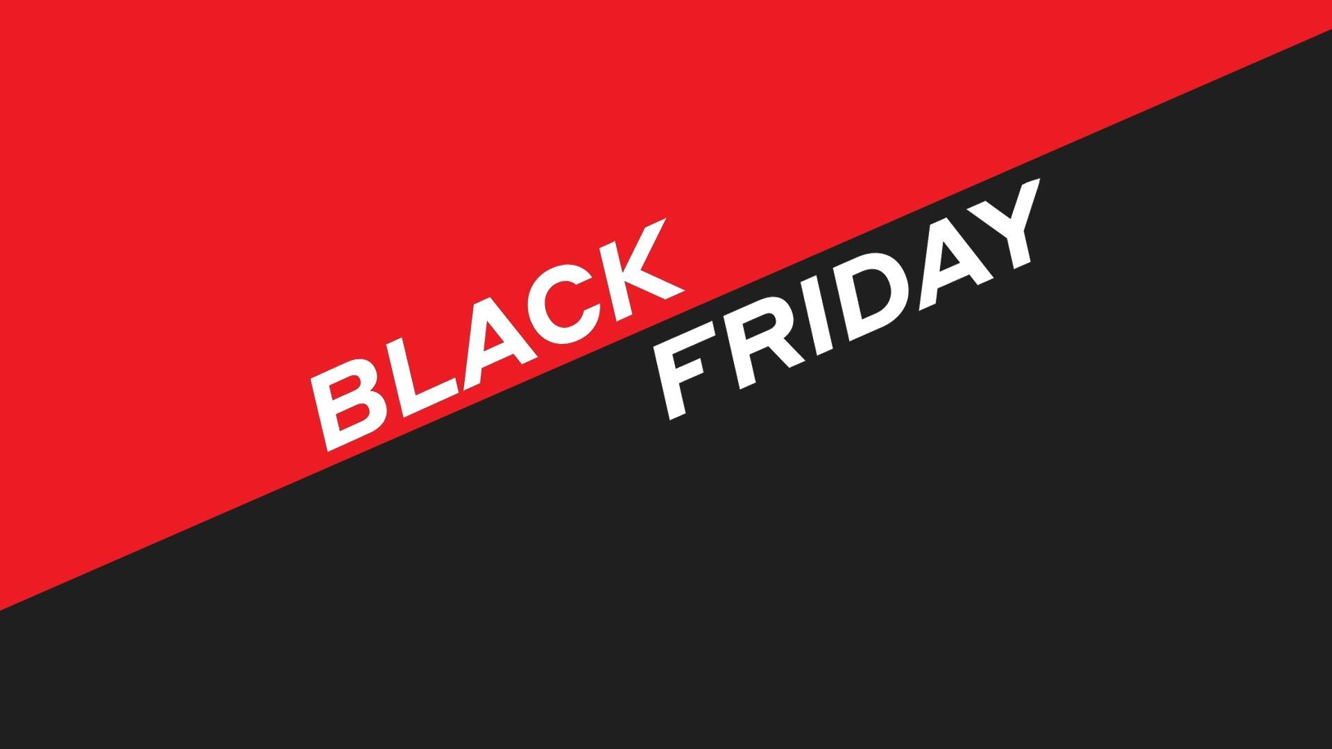 Black Friday Background Wallpaper