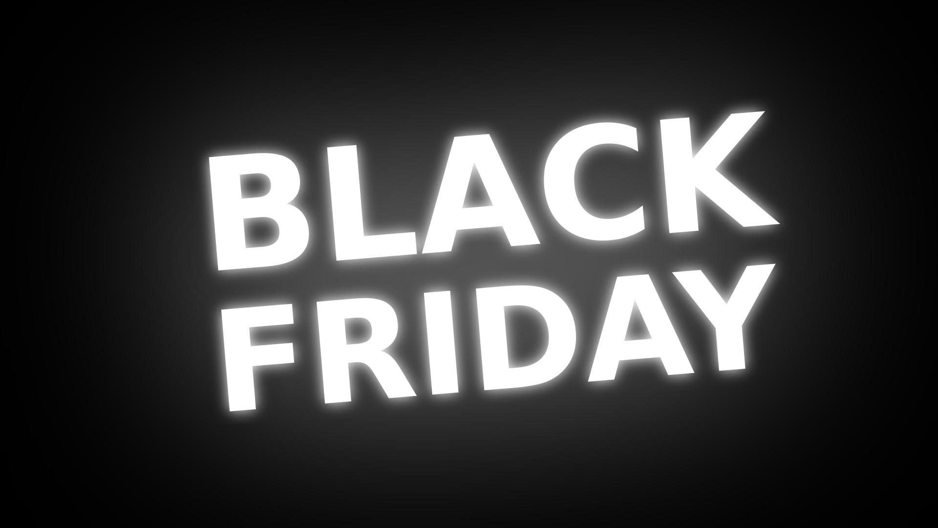 Black Friday Free Wallpaper