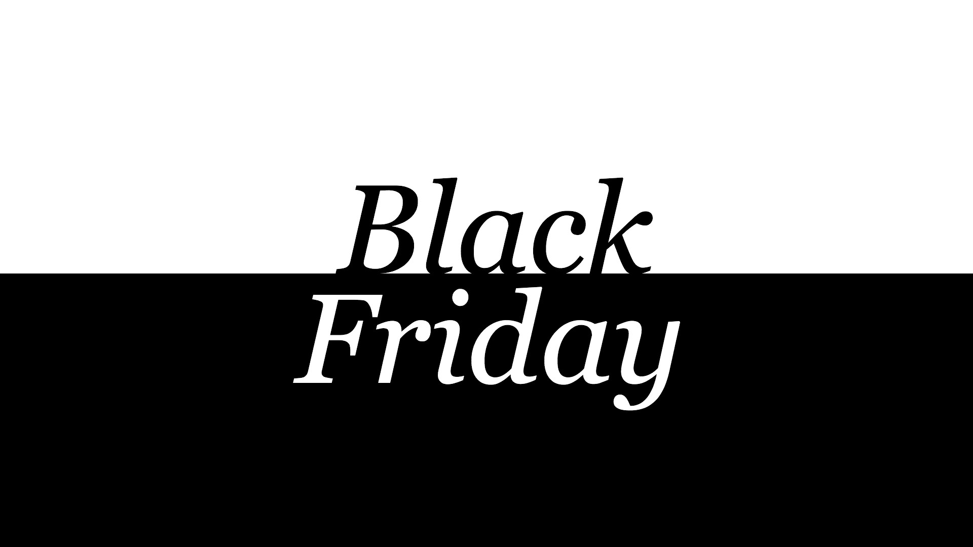 Black Friday Free Wallpaper and Background