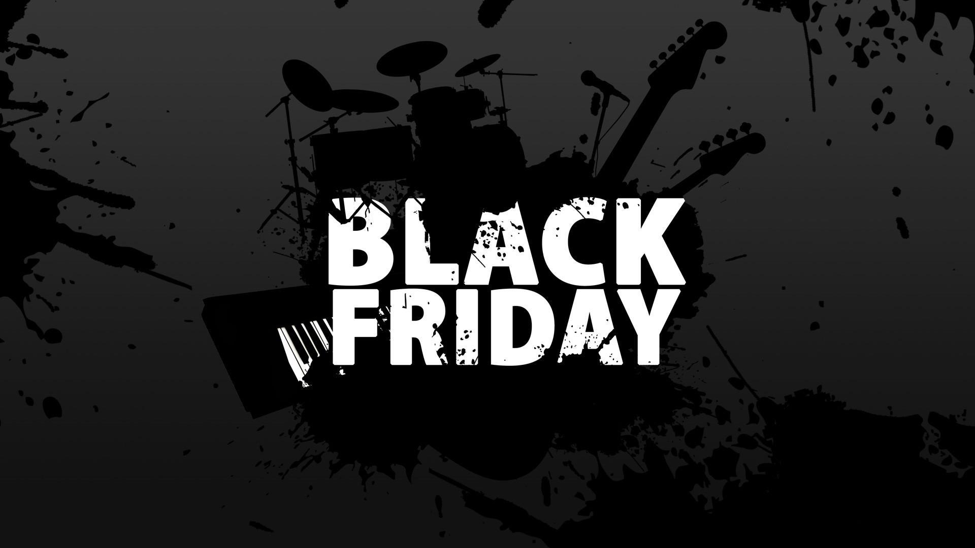 Black Friday PC Wallpaper